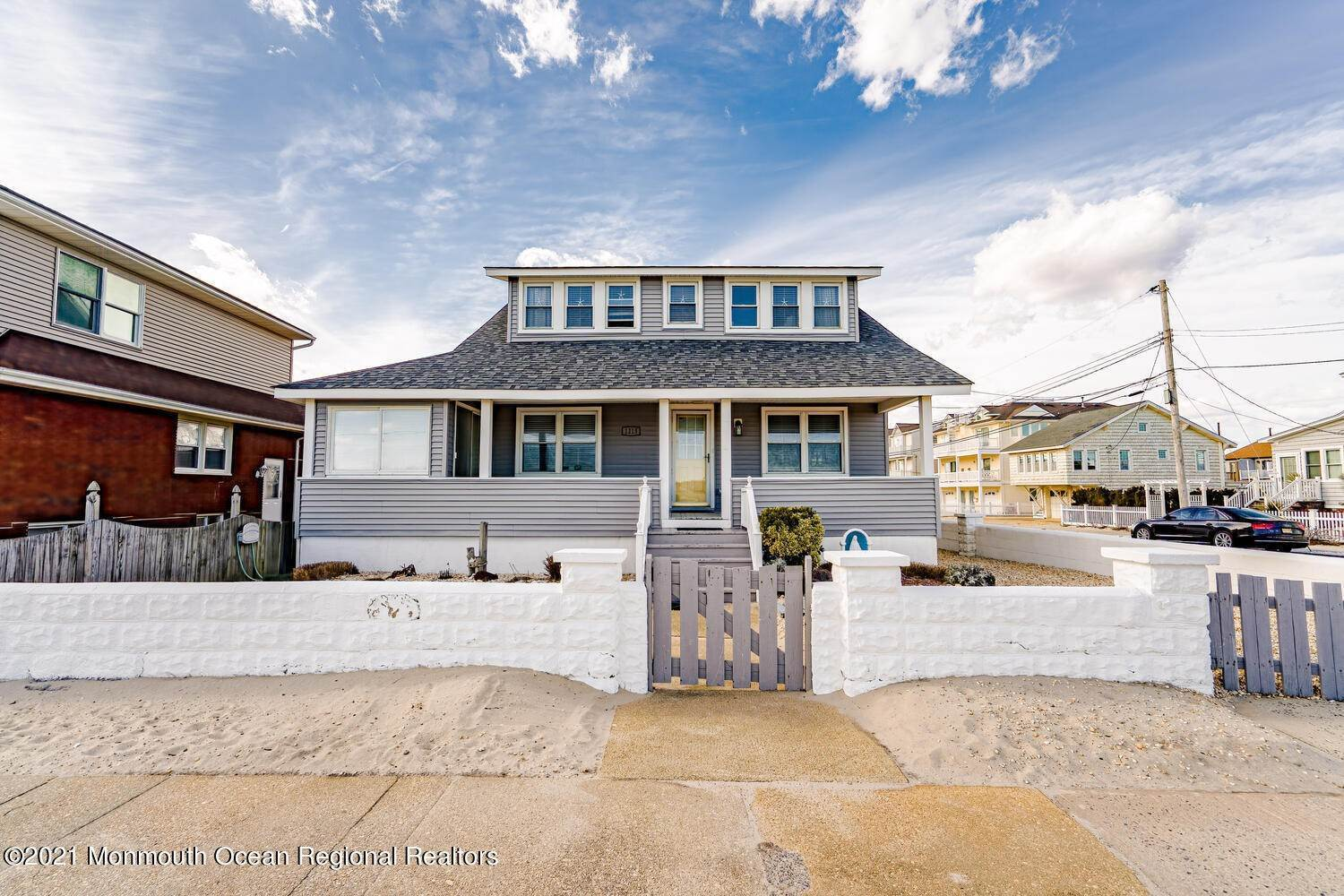 Multi-Family Homes for Sale at 1215 Ocean Avenue Seaside Park, New Jersey 08752 United States