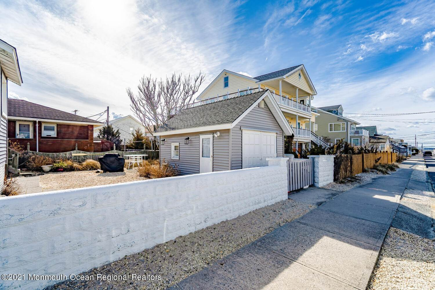 7. Multi-Family Homes for Sale at 1215 Ocean Avenue Seaside Park, New Jersey 08752 United States