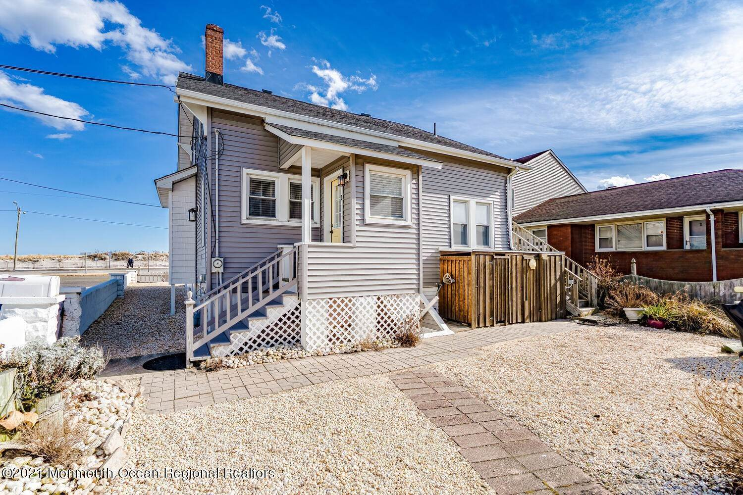 9. Multi-Family Homes for Sale at 1215 Ocean Avenue Seaside Park, New Jersey 08752 United States