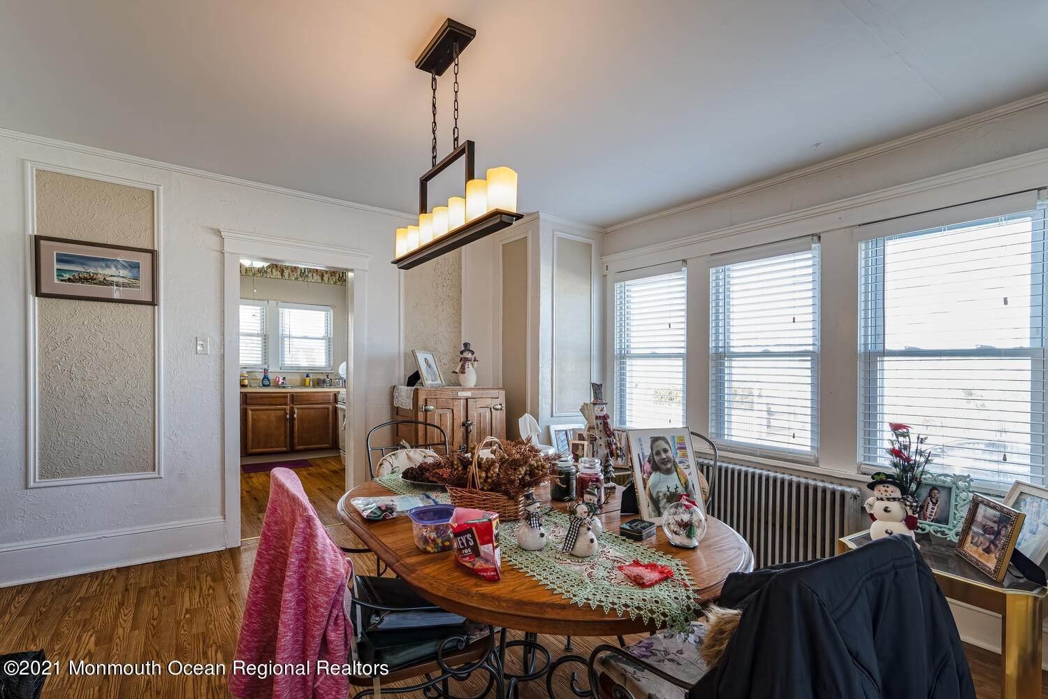 14. Multi-Family Homes for Sale at 1215 Ocean Avenue Seaside Park, New Jersey 08752 United States