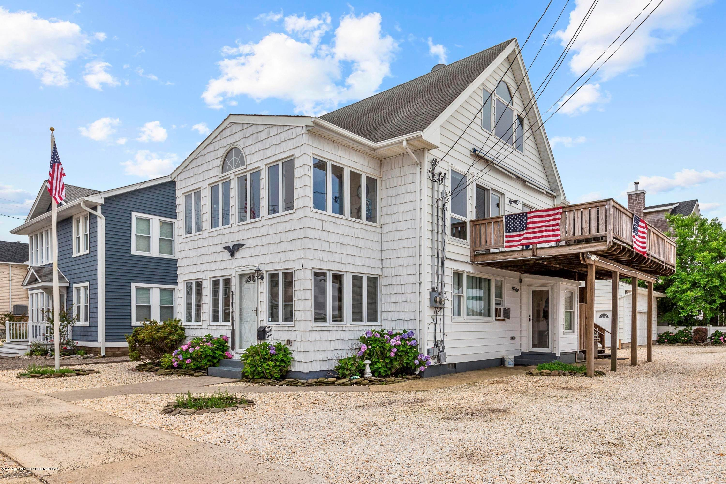 Multi-Family Homes for Sale at 133 M Street Seaside Park, New Jersey 08752 United States