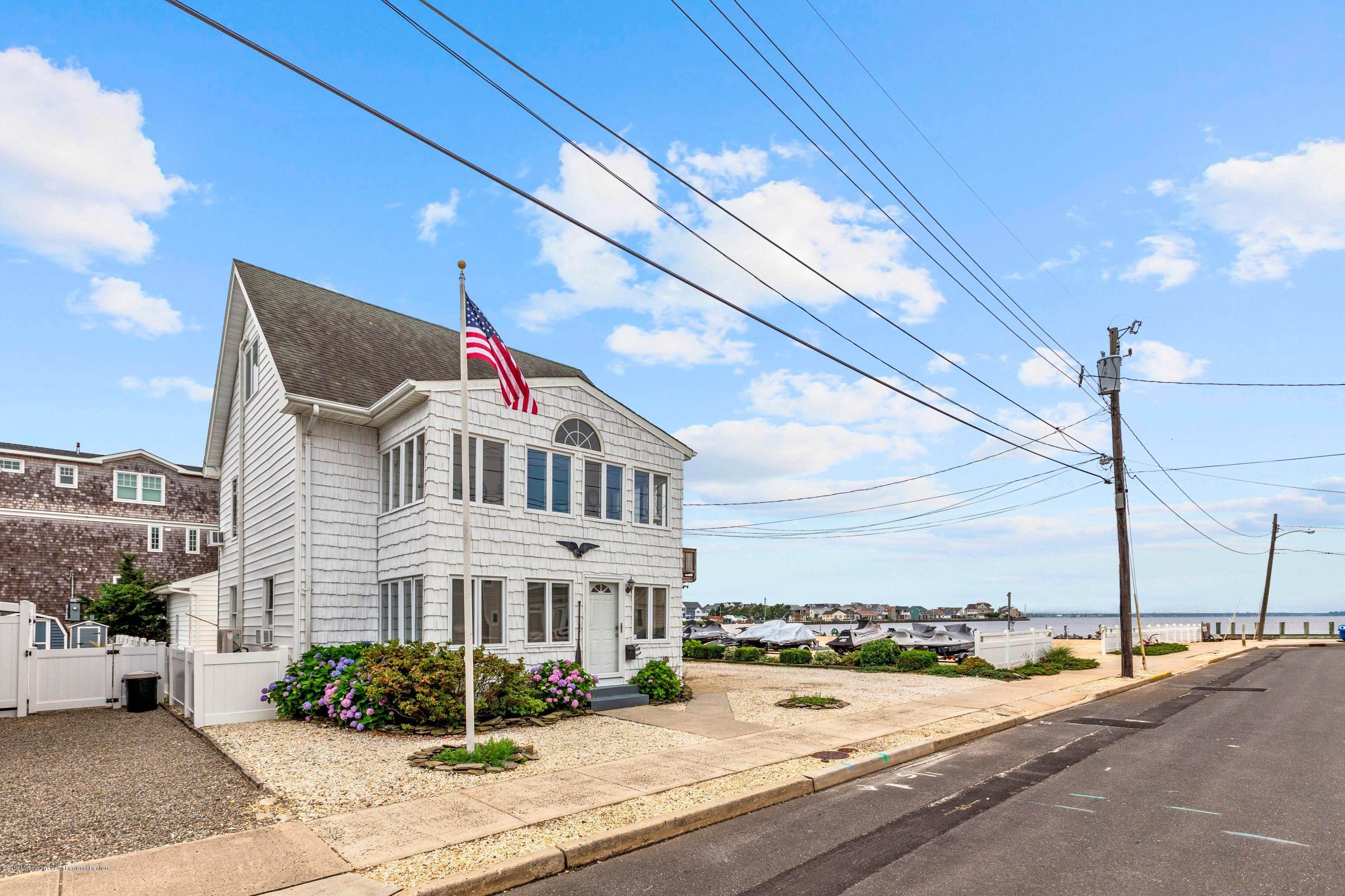 2. Multi-Family Homes for Sale at 133 M Street Seaside Park, New Jersey 08752 United States