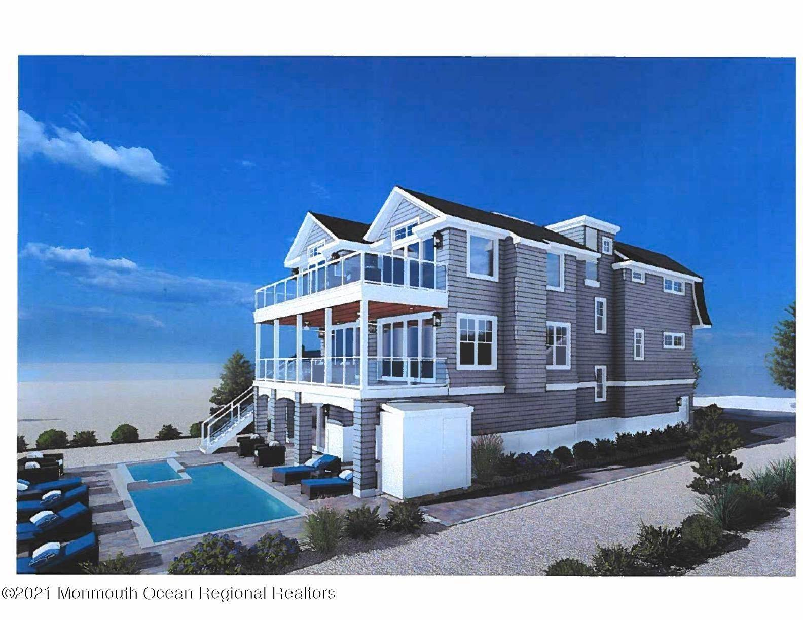 Single Family Homes for Sale at 7 North Carolina Avenue Long Beach Township, New Jersey 08008 United States