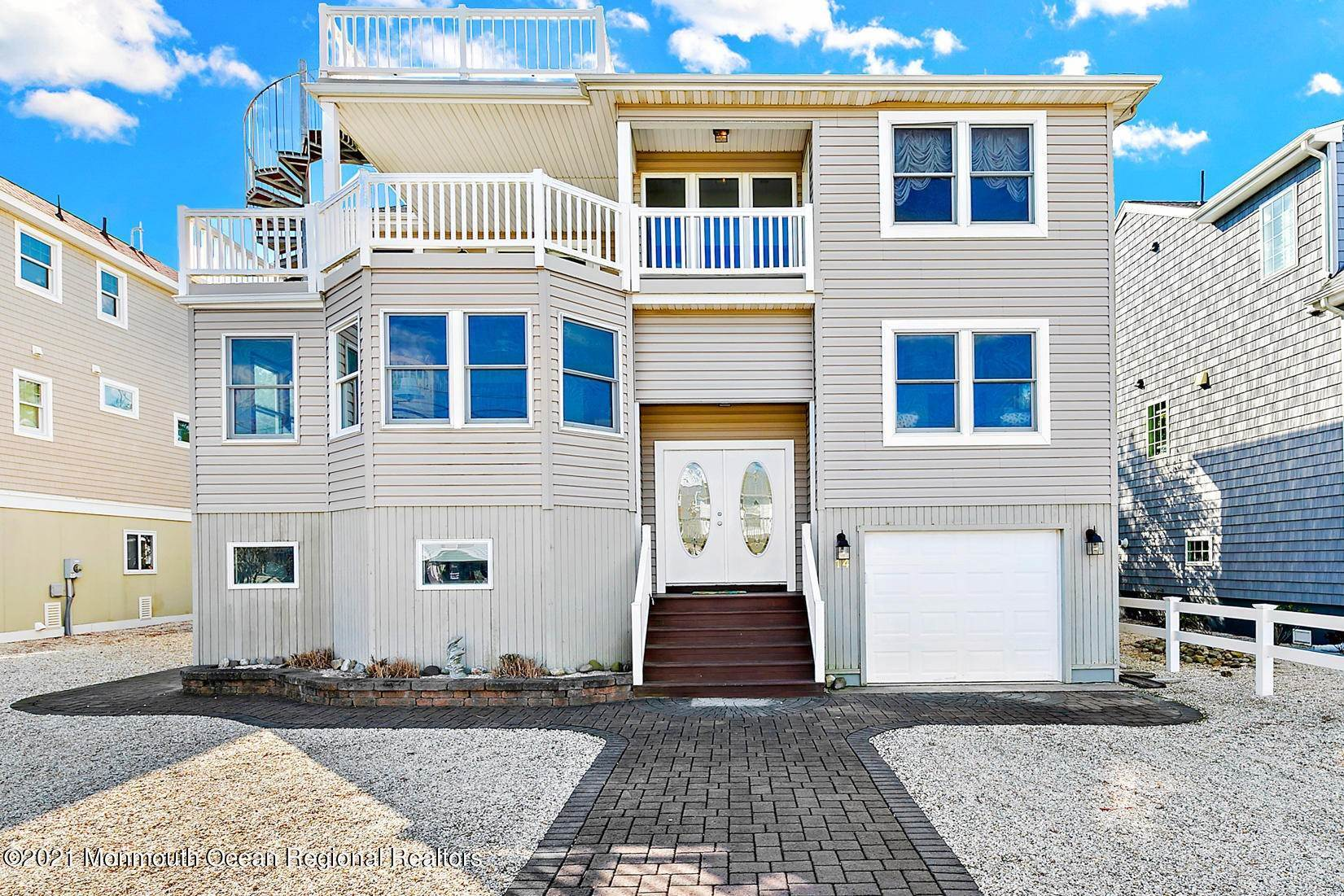 Single Family Homes for Sale at 14 31st Street Long Beach Township, New Jersey 08008 United States
