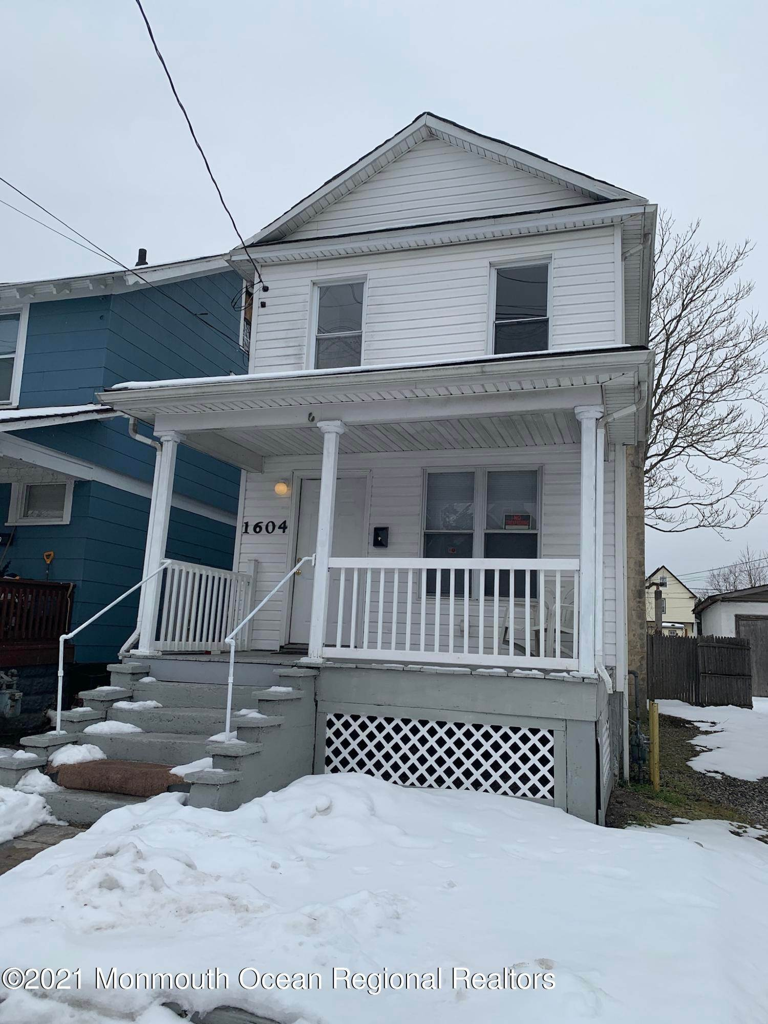 Property for Sale at 1604 Sewall Avenue Asbury Park, New Jersey 07712 United States