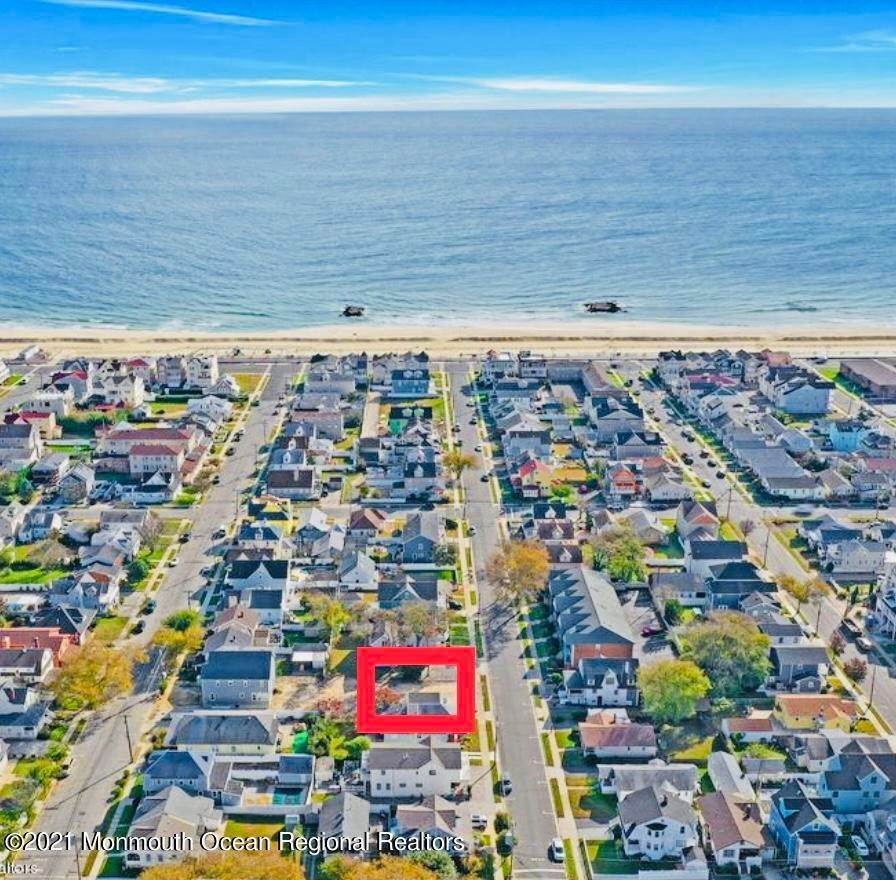 13. Single Family Homes for Sale at 214 13th Avenue Belmar, New Jersey 07719 United States