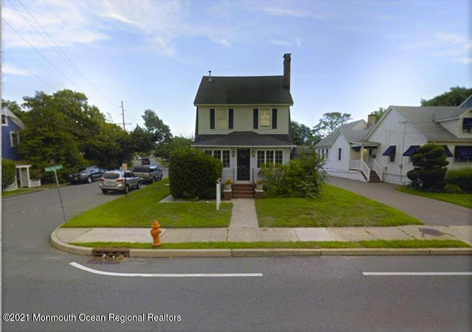 Single Family Homes for Sale at 1100 Arnold Avenue Point Pleasant, New Jersey 08742 United States