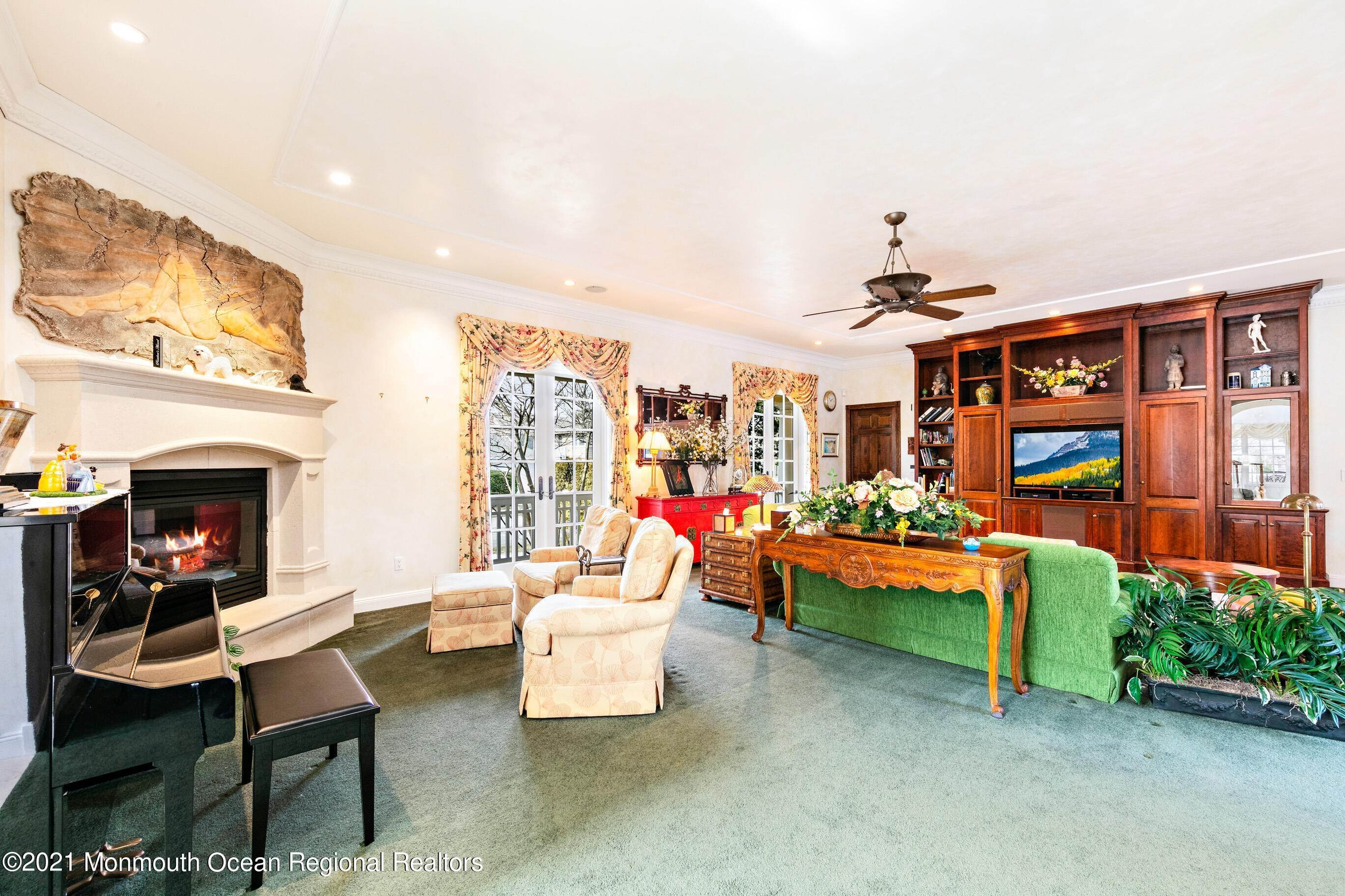 22. Single Family Homes for Sale at 117 New York Boulevard Sea Girt, New Jersey 08750 United States