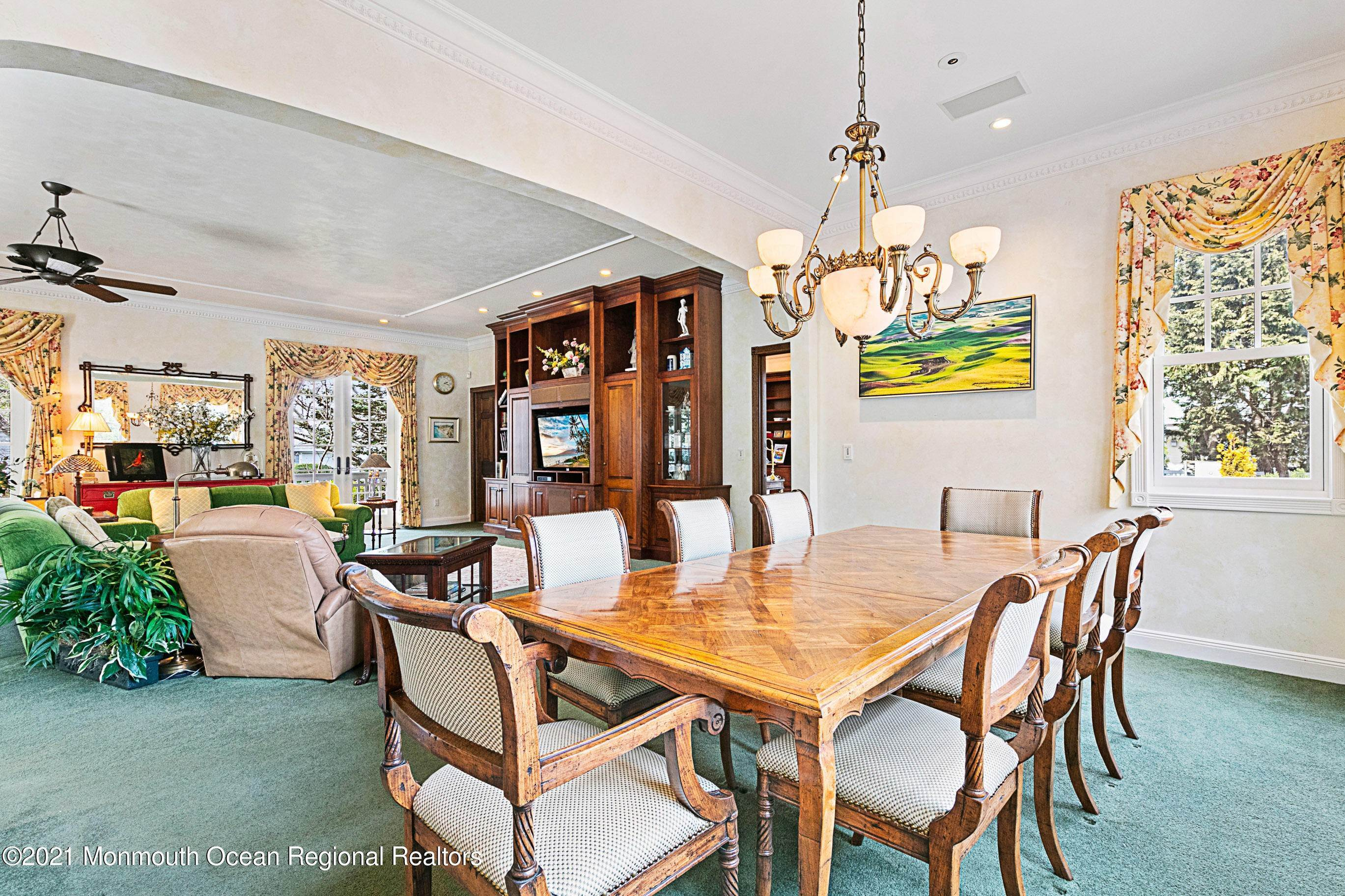 26. Single Family Homes for Sale at 117 New York Boulevard Sea Girt, New Jersey 08750 United States