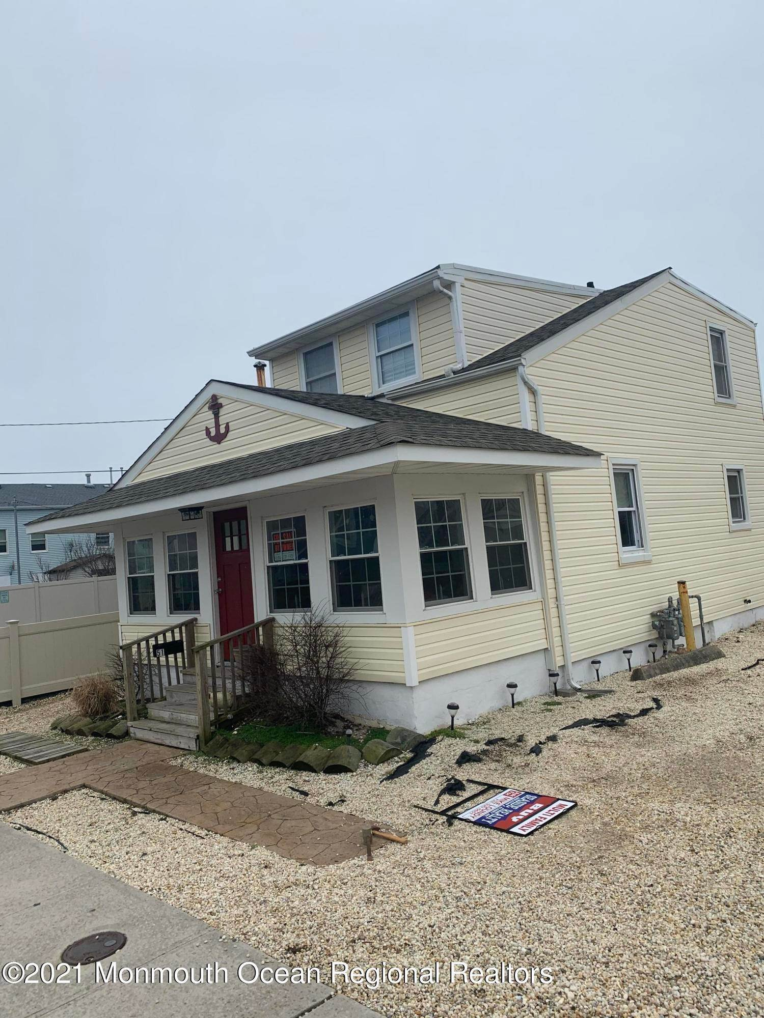 Multi-Family Homes for Sale at 51-55 Sampson Avenue Seaside Heights, New Jersey 08751 United States