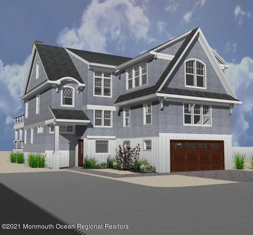 Single Family Homes for Sale at 14 Cummins Street Mantoloking, New Jersey 08738 United States
