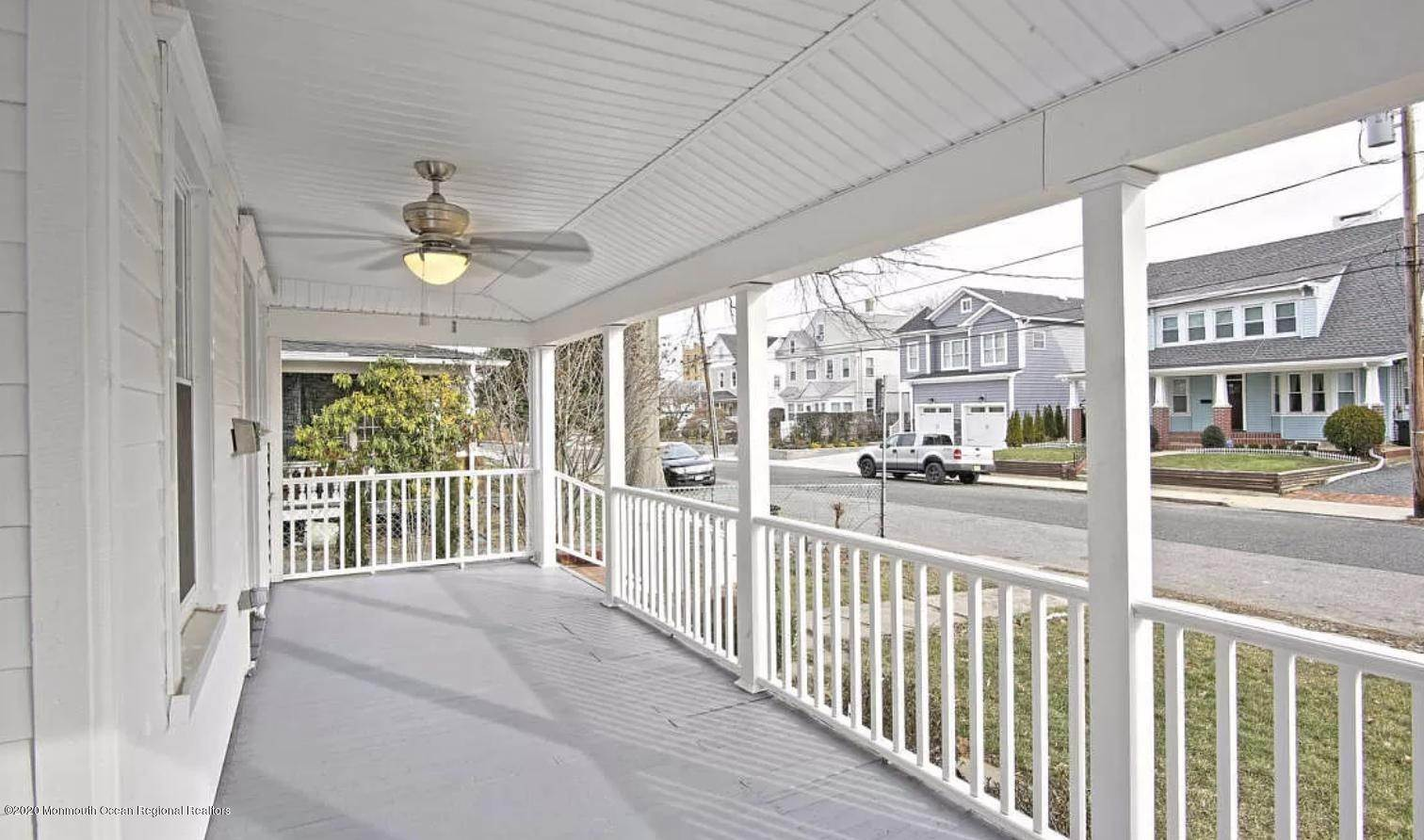 26. Single Family Homes for Sale at 36 Slocum Place Long Branch, New Jersey 07740 United States