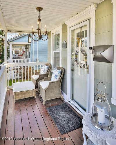 2. Single Family Homes for Sale at 503 1/2 Monmouth Avenue Bradley Beach, New Jersey 07720 United States