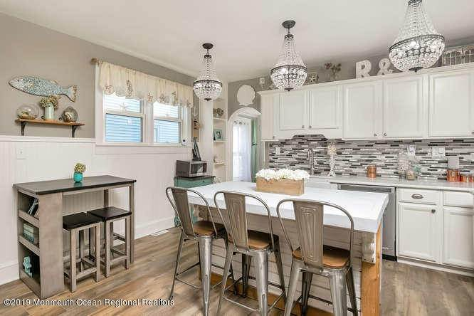 10. Single Family Homes for Sale at 503 1/2 Monmouth Avenue Bradley Beach, New Jersey 07720 United States