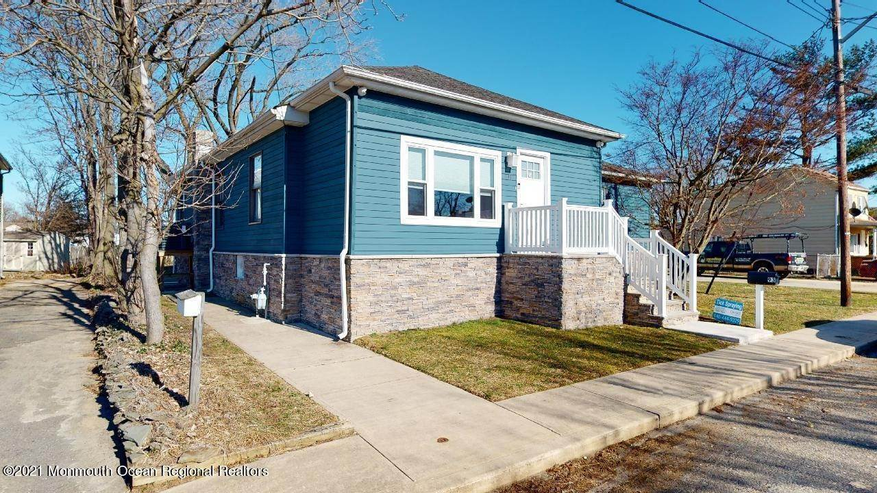 3. Single Family Homes for Sale at 193 Ludlow Street Long Branch, New Jersey 07740 United States