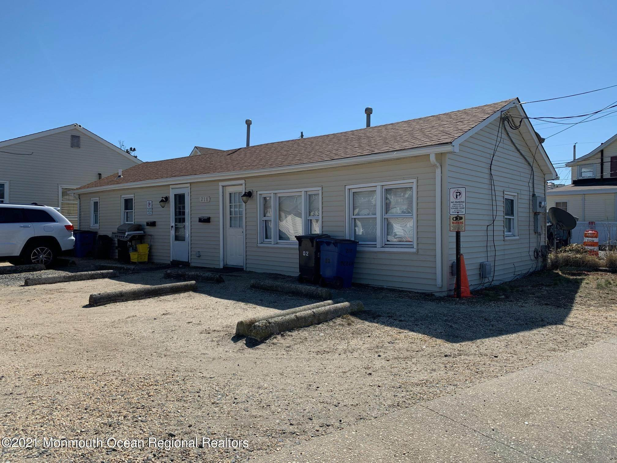 Property for Sale at 218 Ocean Avenue Point Pleasant Beach, New Jersey 08742 United States