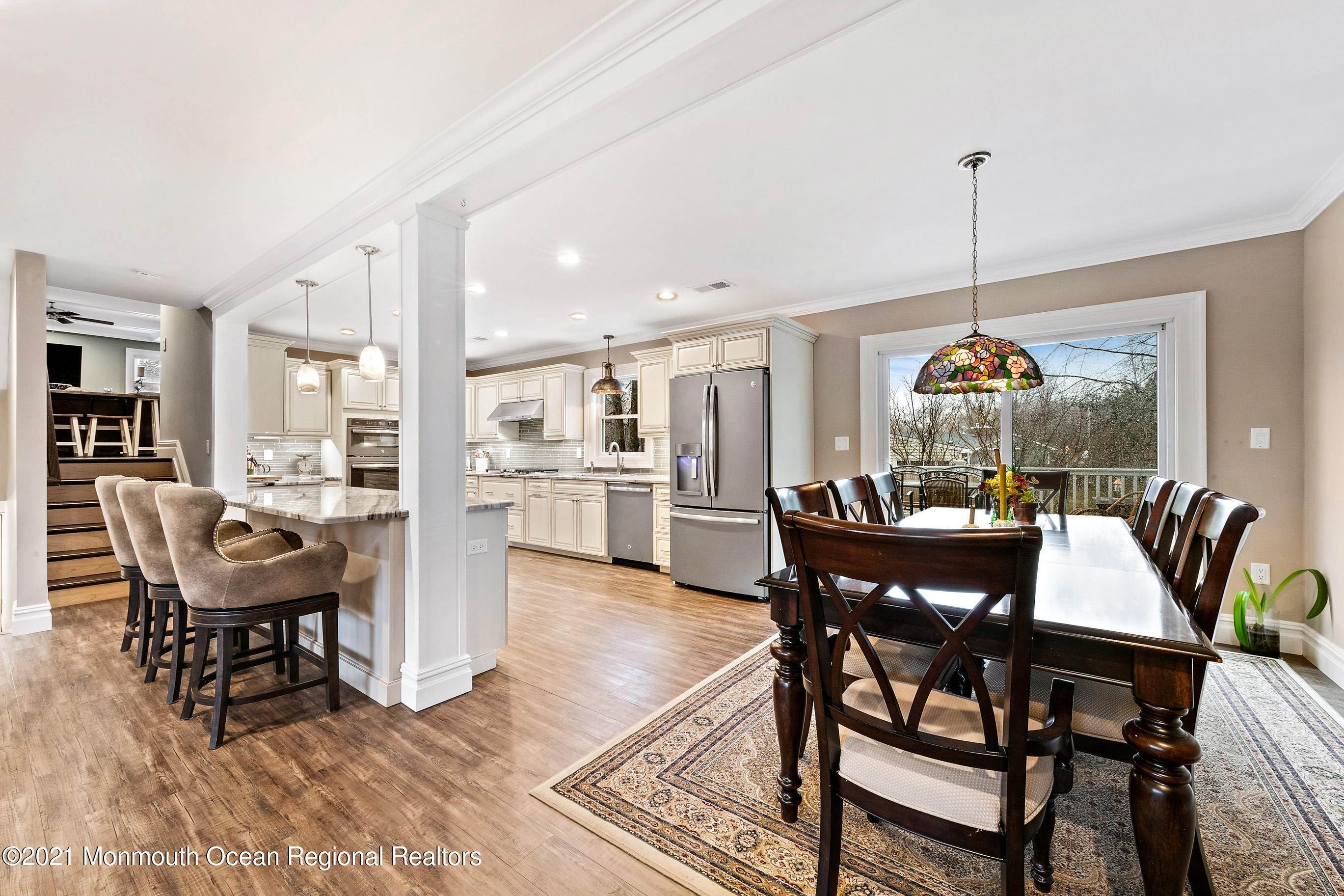 19. Single Family Homes for Sale at 2112 Old Mill Road Sea Girt, New Jersey 08750 United States