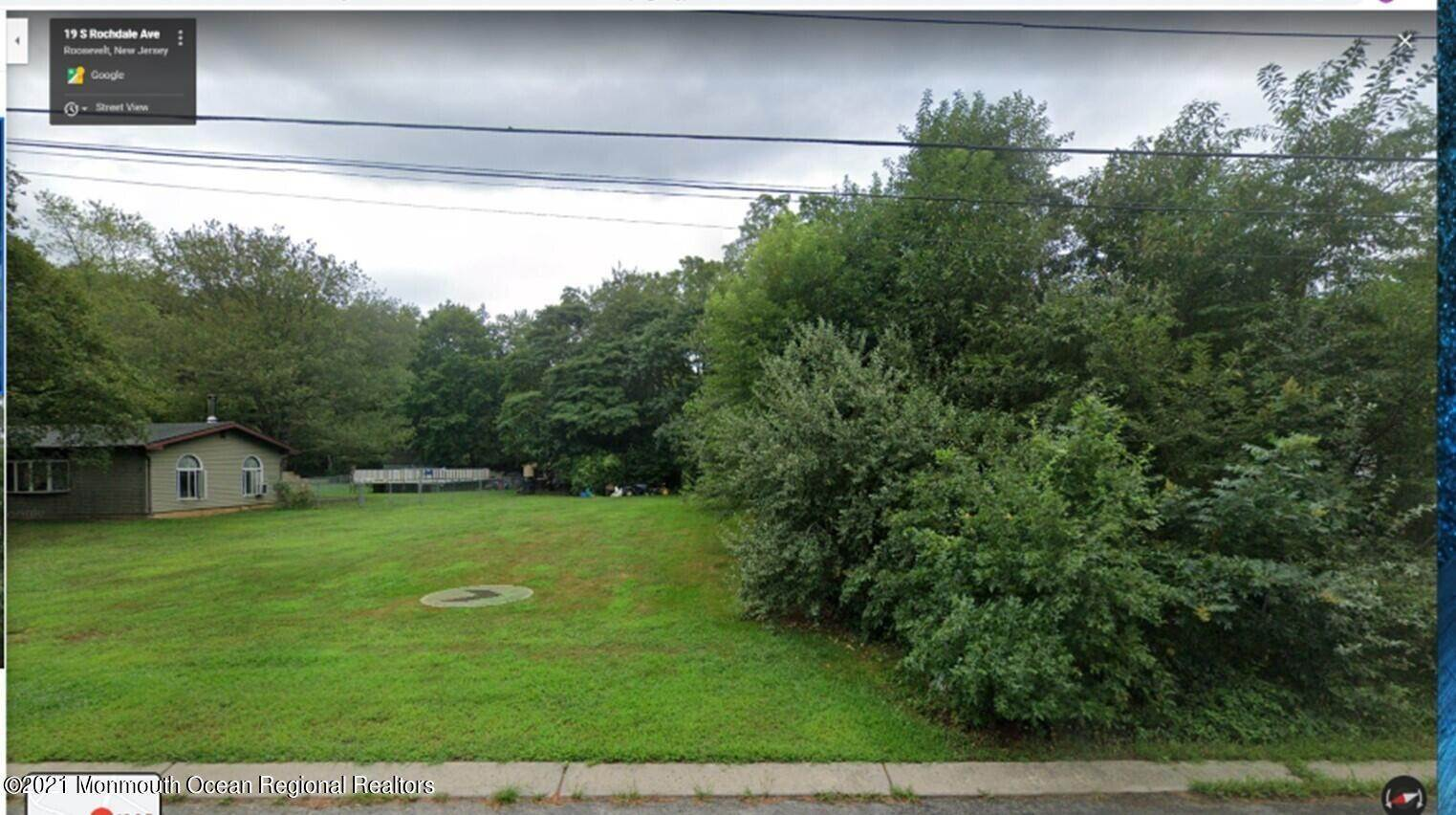 Land for Sale at 19 Rochdale Avenue Roosevelt, New Jersey 08555 United States