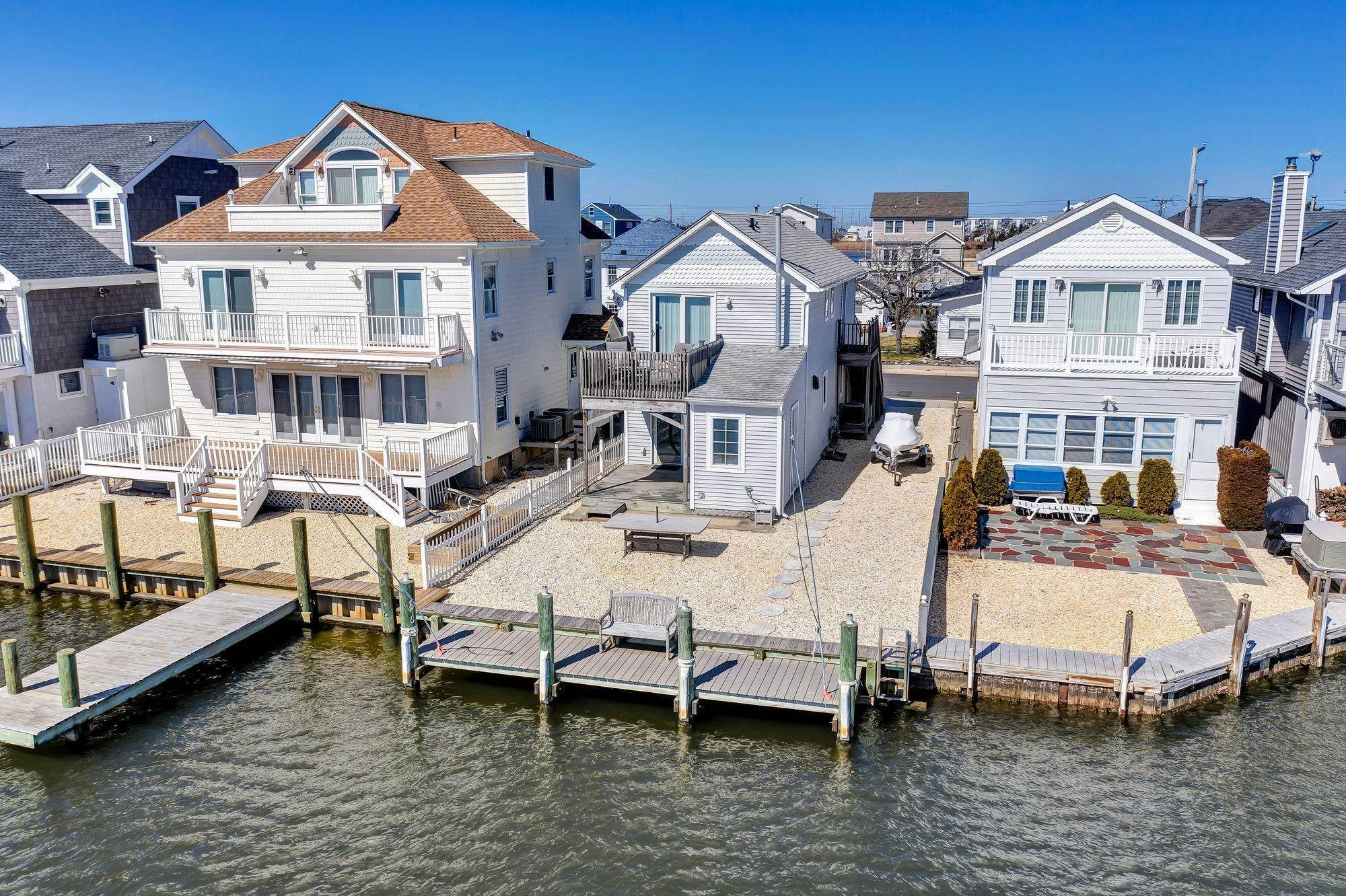 2. Multi-Family Homes for Sale at 207 N Street Seaside Park, New Jersey 08752 United States