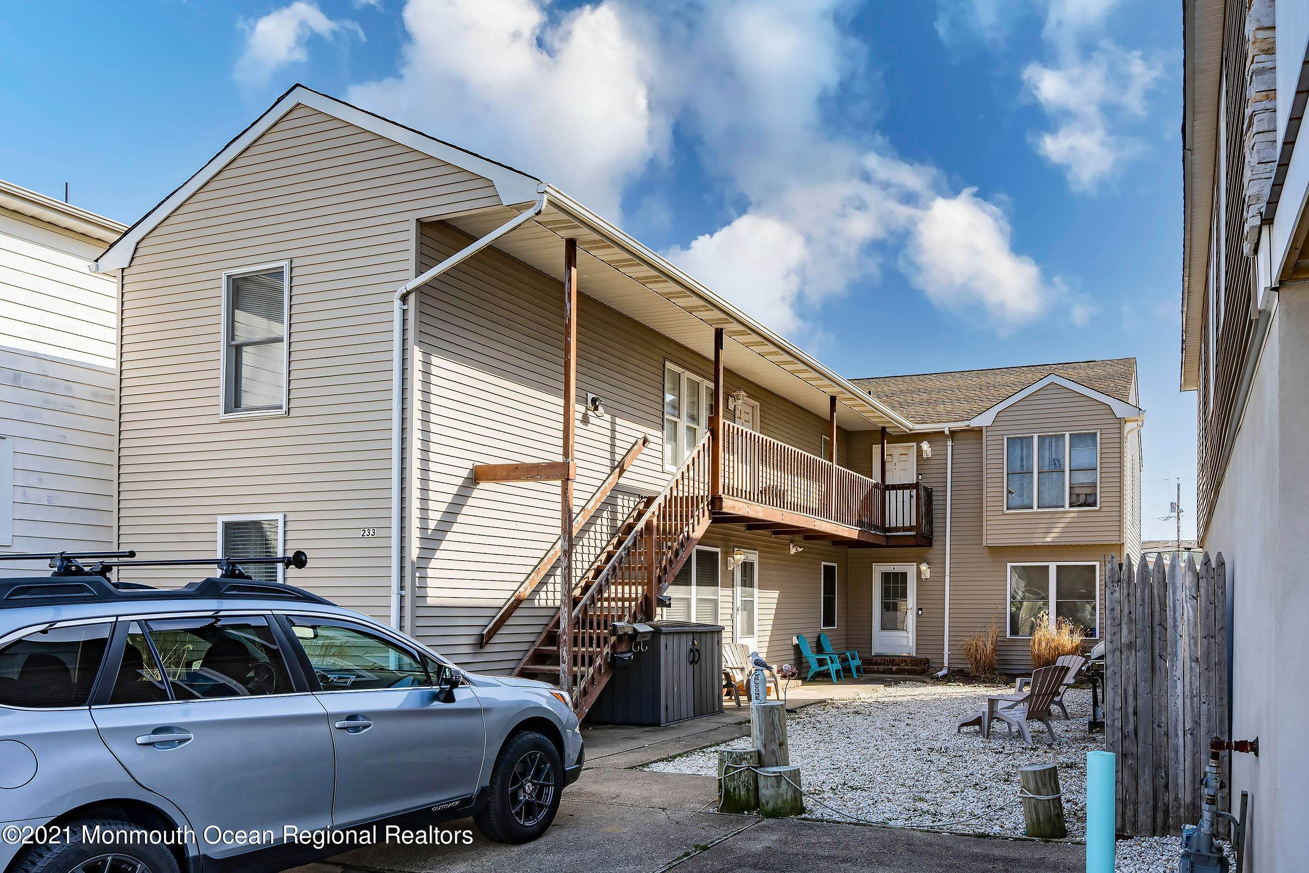 17. Condominiums for Sale at 231-33 Carteret Avenue Seaside Heights, New Jersey 08751 United States