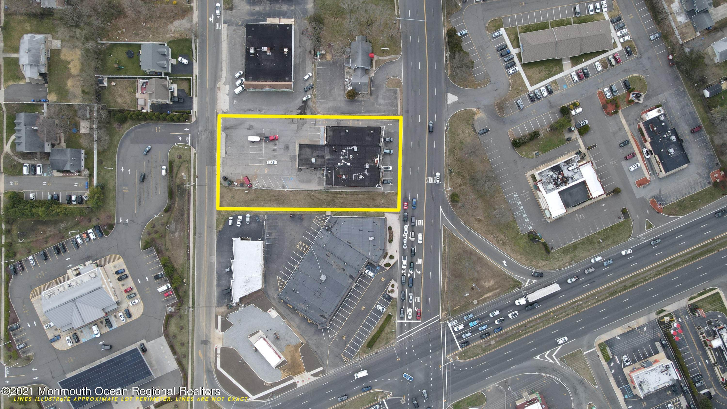6. Commercial for Sale at 815 Hooper Avenue Toms River, New Jersey 08753 United States