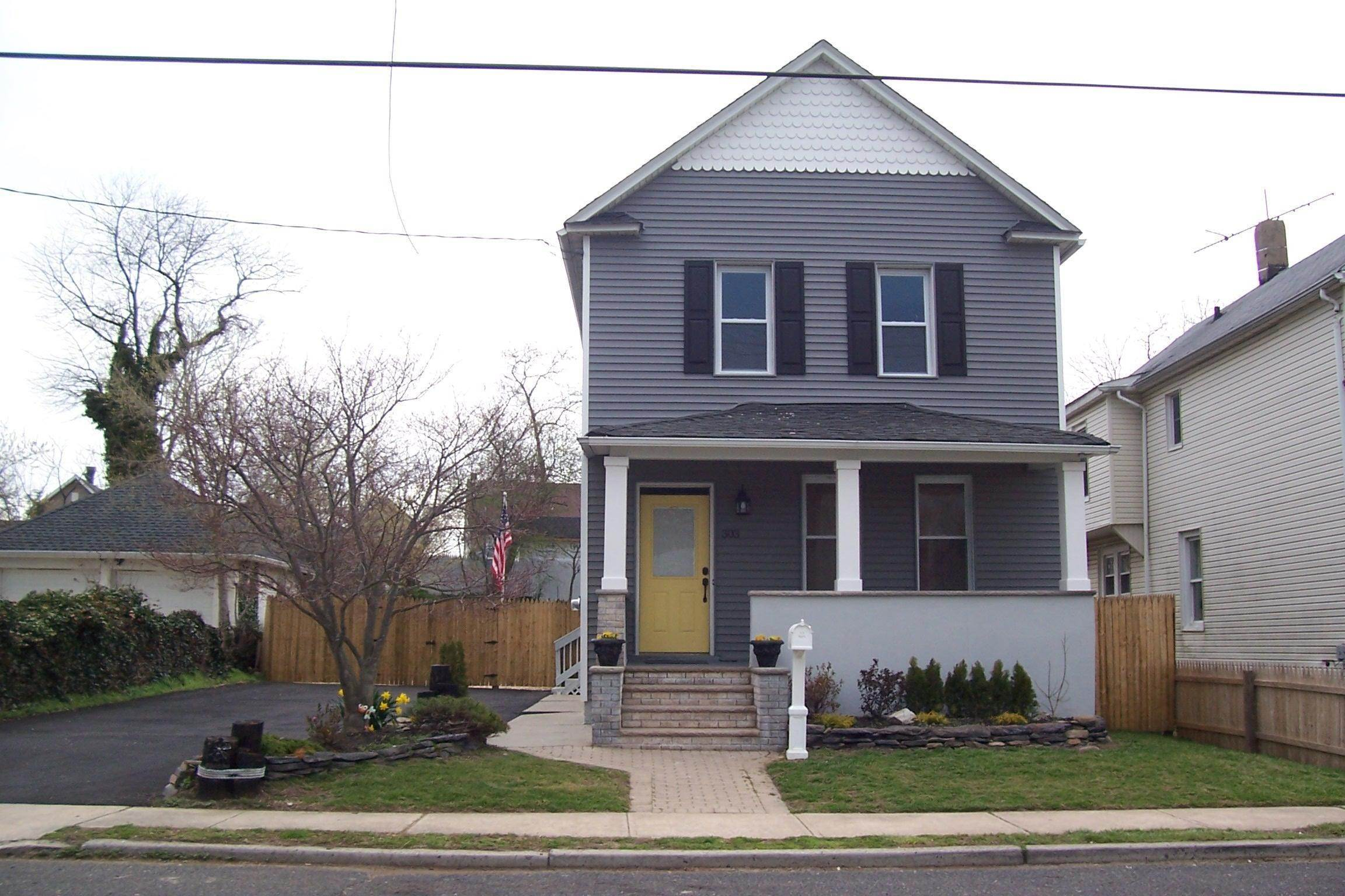 Single Family Homes for Sale at 303 Poole Avenue Long Branch, New Jersey 07740 United States