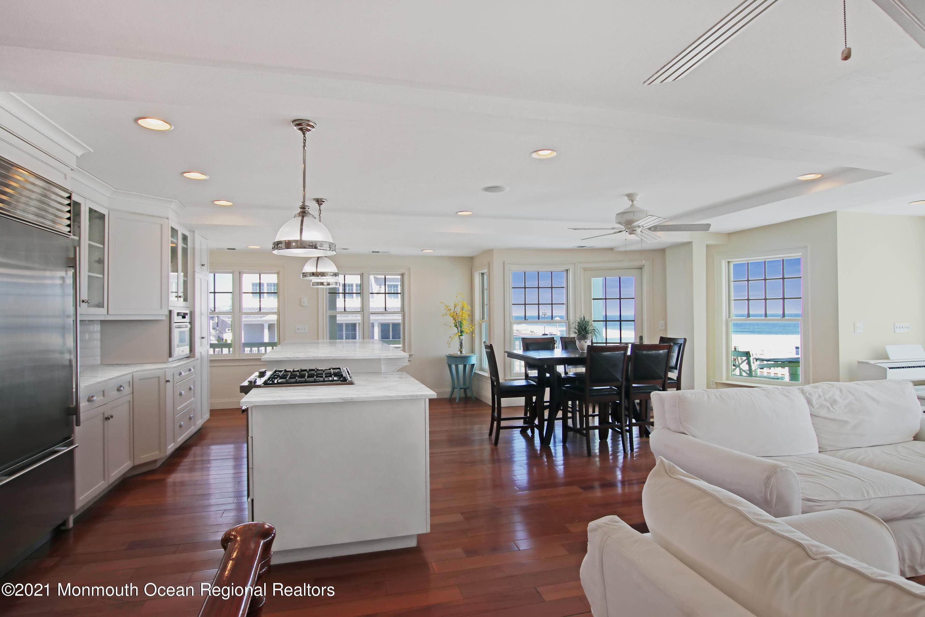 4. Single Family Homes for Sale at 2000 Ocean Avenue Belmar, New Jersey 07719 United States