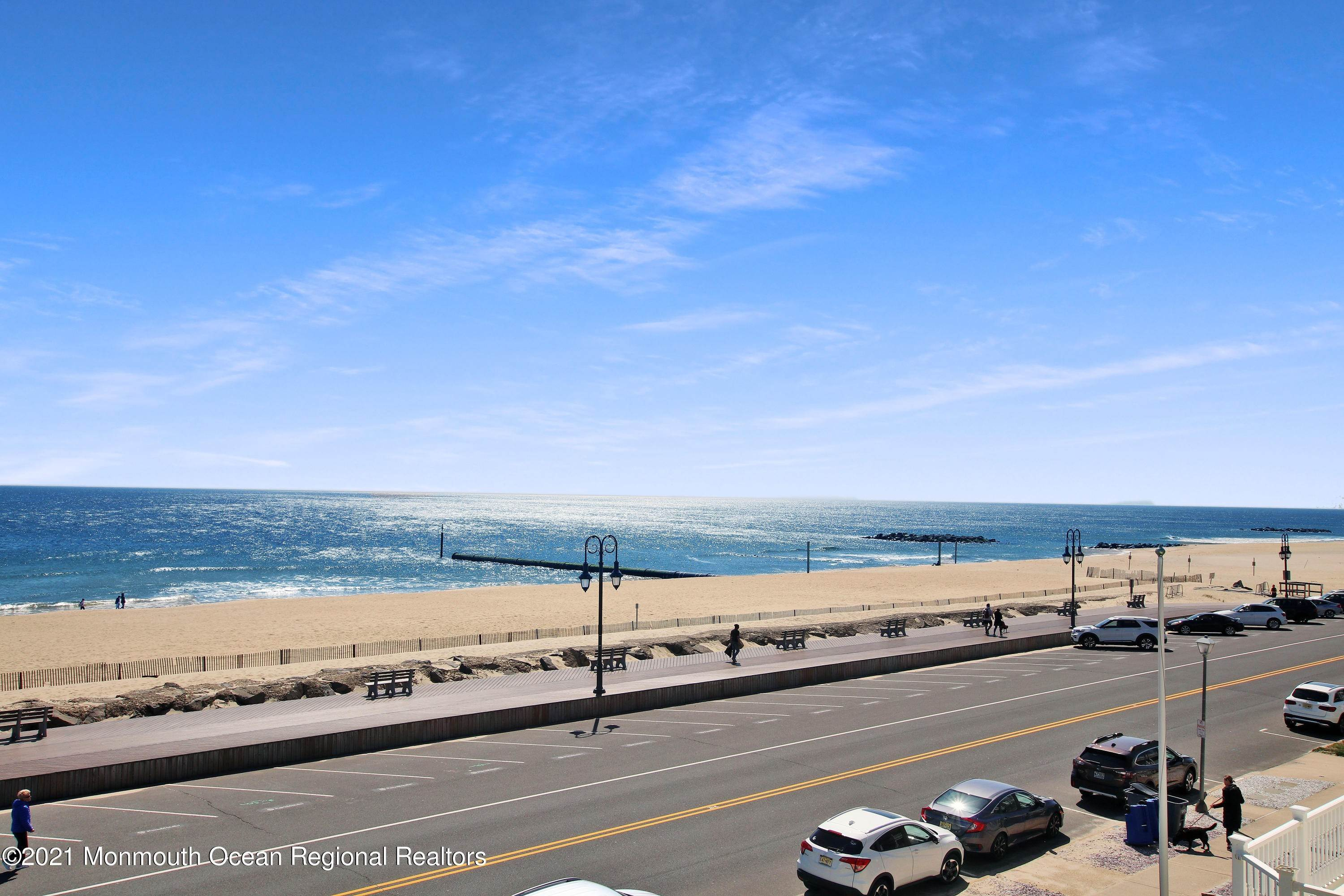 17. Single Family Homes for Sale at 2000 Ocean Avenue Belmar, New Jersey 07719 United States