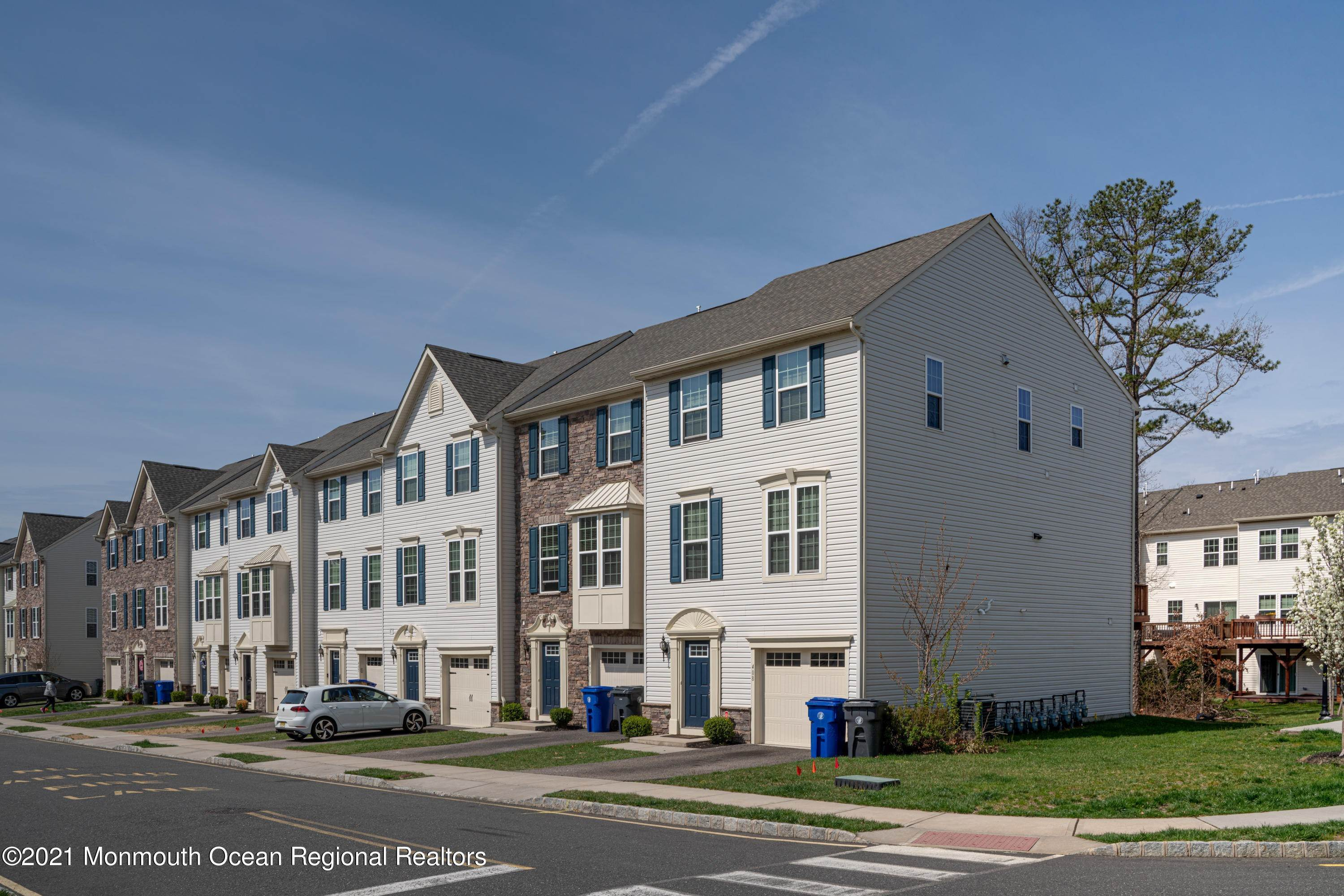 Condominiums for Sale at 408 Susquehanna Street Toms River, New Jersey 08755 United States