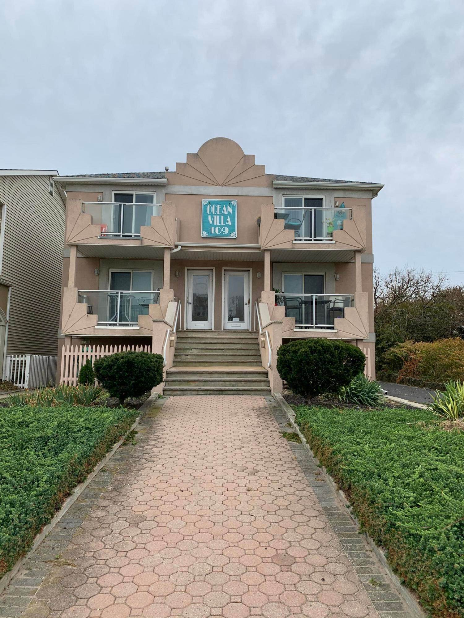 Apartments at 109 2nd Avenue Bradley Beach, New Jersey 07720 United States
