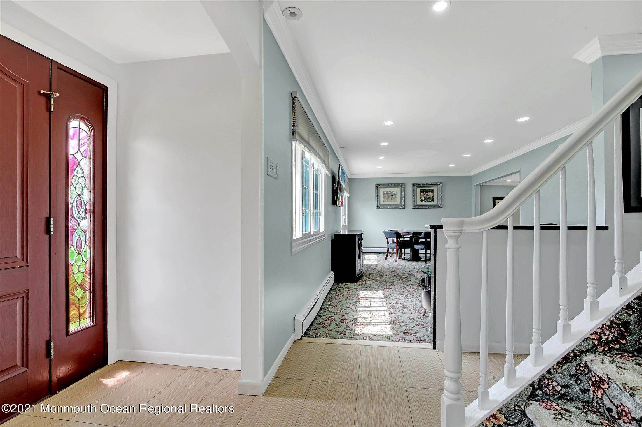 4. Single Family Homes for Sale at 251 Highland Avenue Long Branch, New Jersey 07740 United States