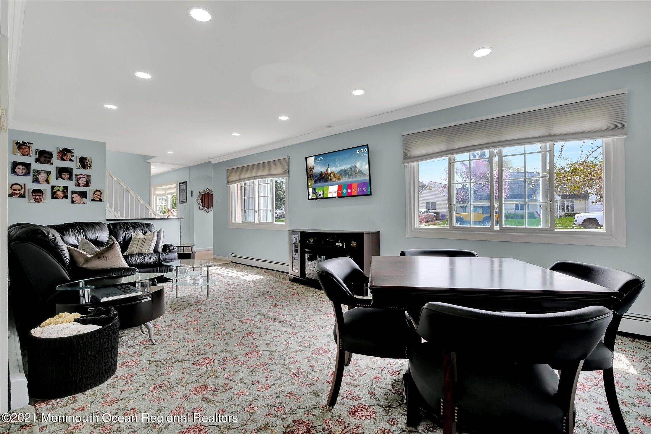7. Single Family Homes for Sale at 251 Highland Avenue Long Branch, New Jersey 07740 United States