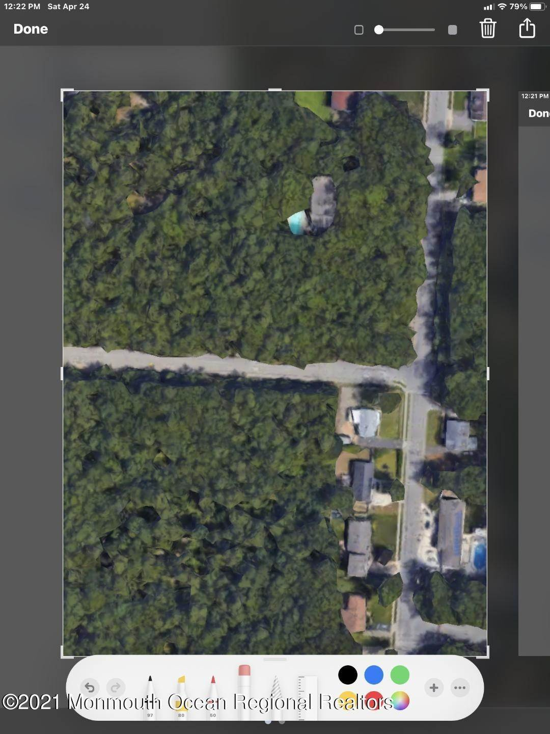Land for Sale at 711 Nebraska Avenue Toms River, New Jersey 08753 United States