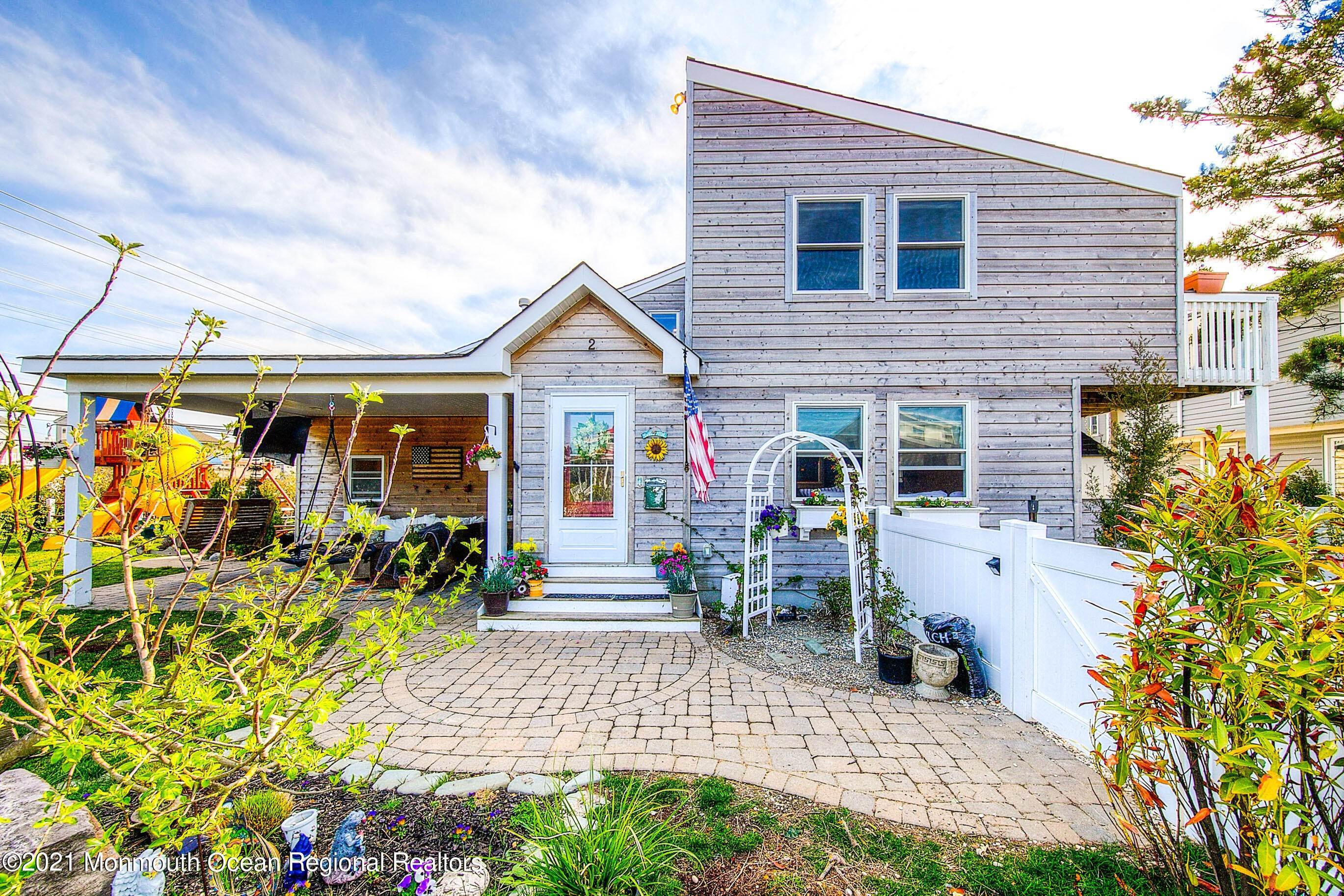 Property for Sale at 2 Buckingham Avenue Harvey Cedars, New Jersey 08008 United States