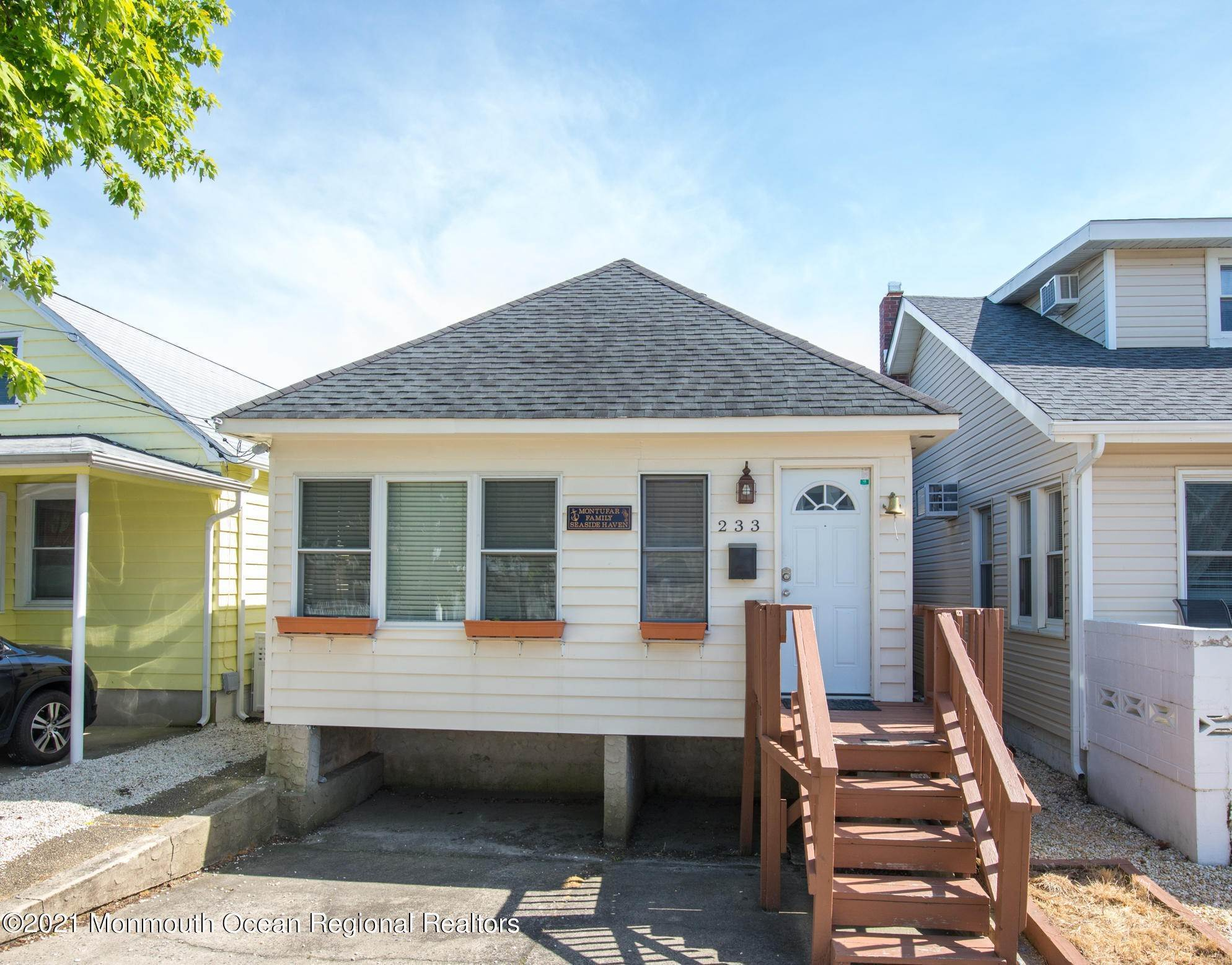 Single Family Homes for Sale at 233 Webster Avenue Seaside Heights, New Jersey 08751 United States