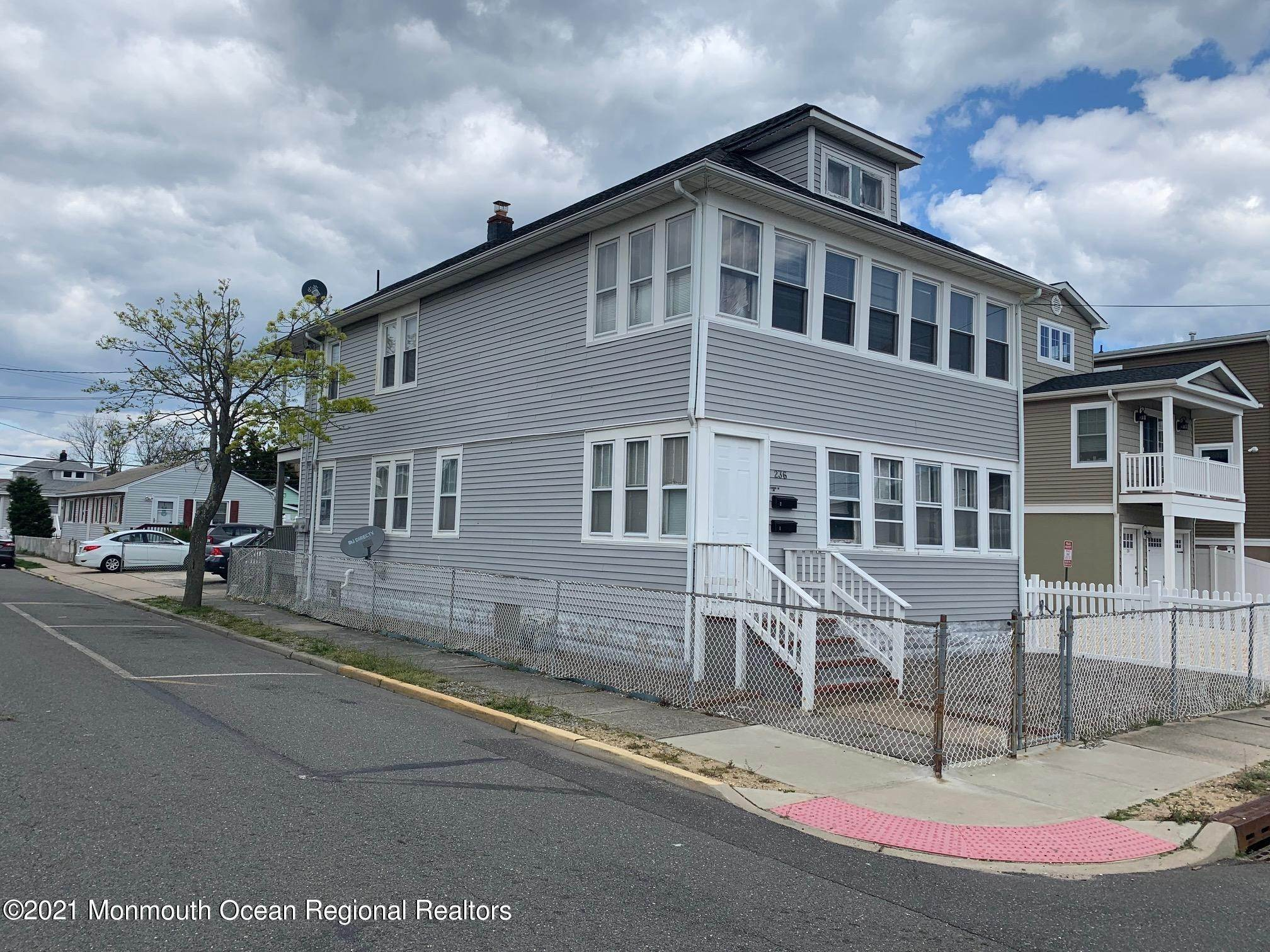 Multi-Family Homes for Sale at 236 Webster Avenue Seaside Heights, New Jersey 08751 United States