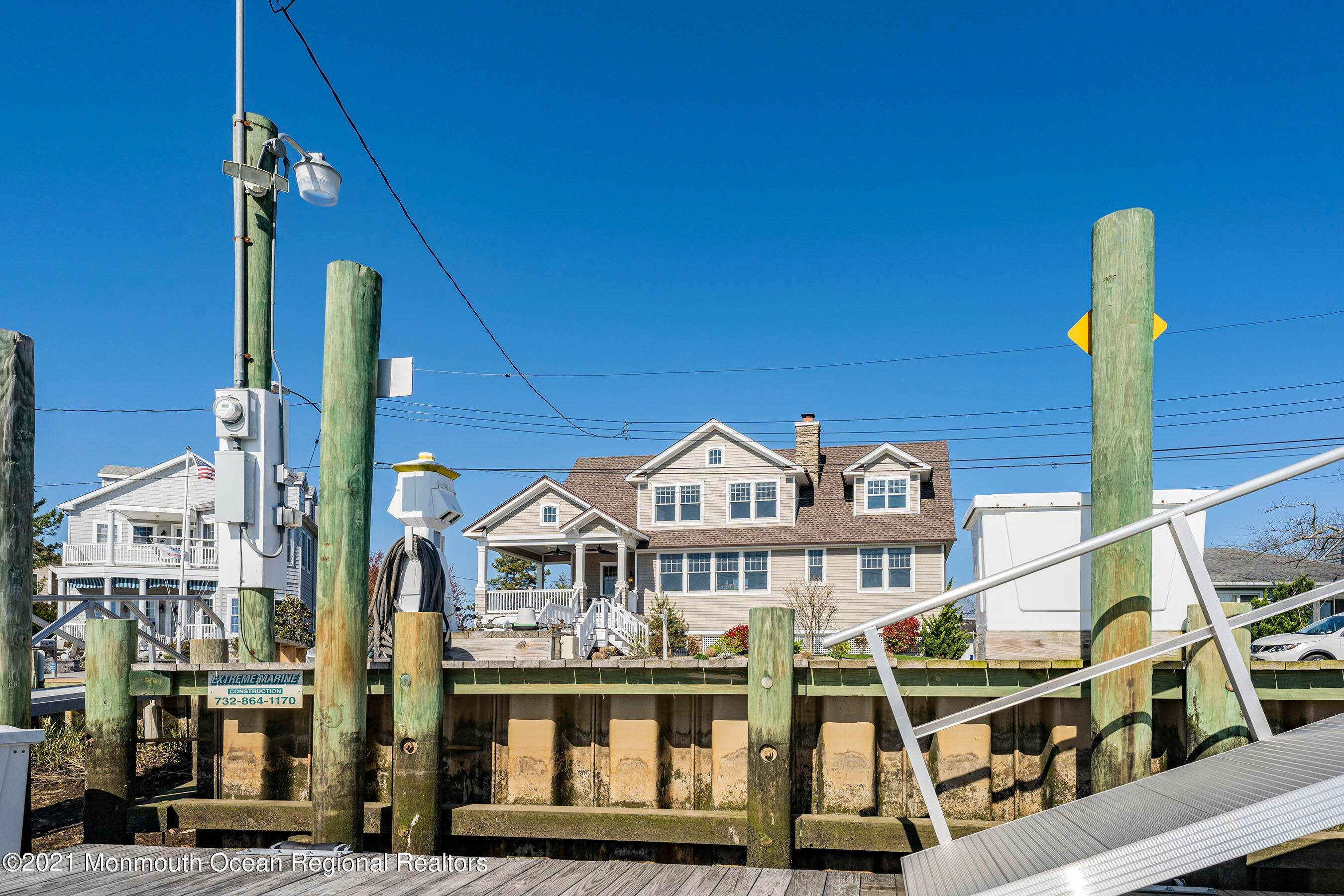9. Single Family Homes for Sale at 356 Perrine Boulevard Manasquan, New Jersey 08736 United States