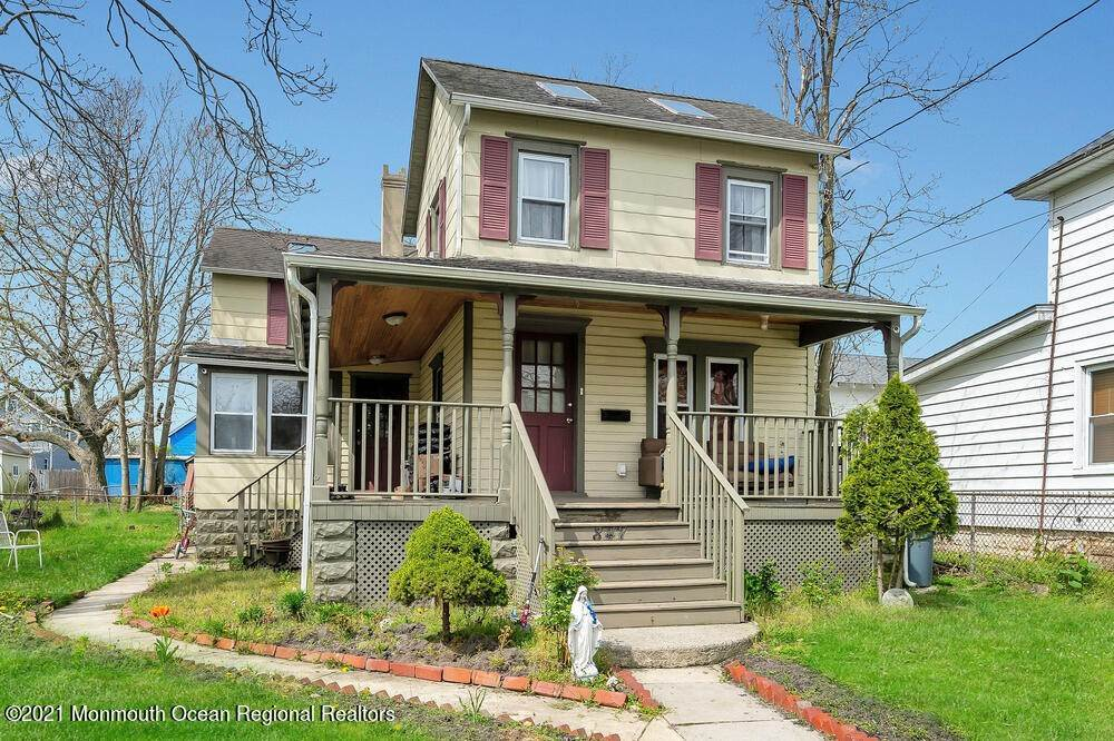 2. Single Family Homes for Sale at 847 Central Avenue Asbury Park, New Jersey 07712 United States