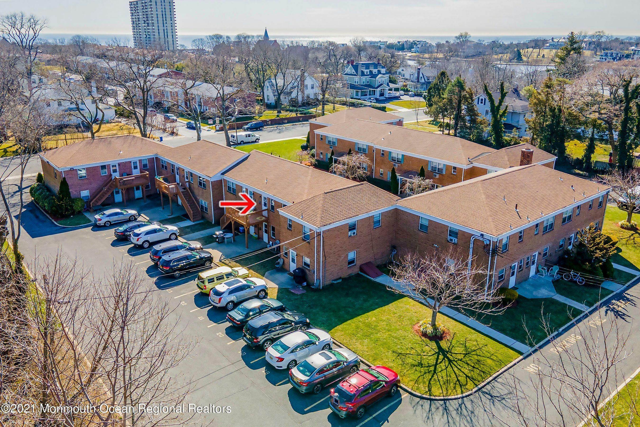 7. Condominiums for Sale at 728 Greens Avenue Long Branch, New Jersey 07740 United States