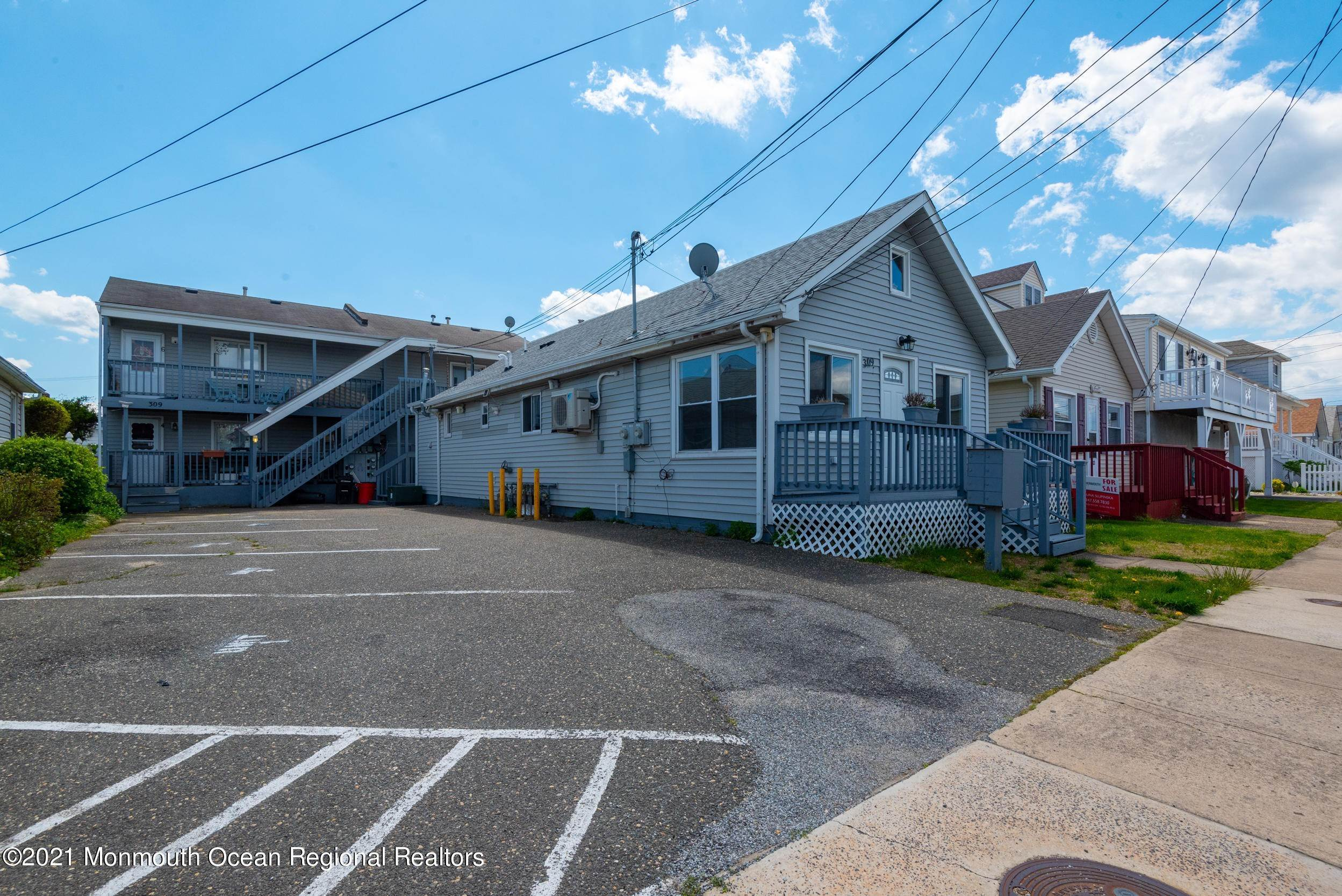 Condominiums for Sale at 309 Lincoln Avenue Seaside Heights, New Jersey 08751 United States