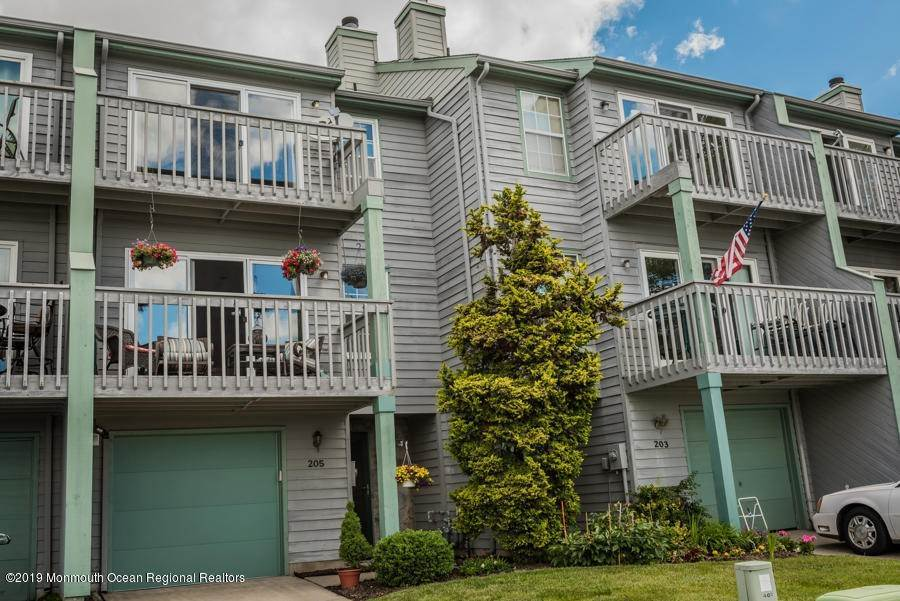 Condominiums for Sale at 205 Spinnaker Way Neptune, New Jersey 07753 United States