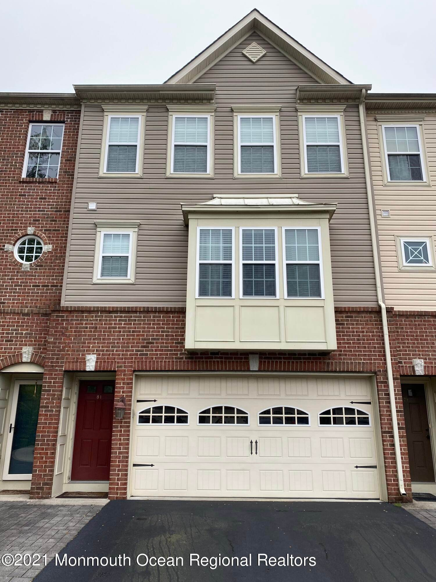 Condominiums for Sale at 81 Pate Drive Middletown, New Jersey 07748 United States