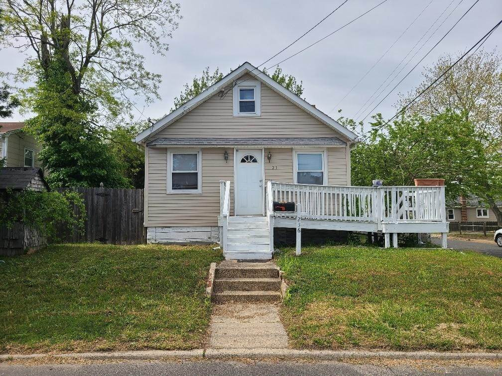 Single Family Homes for Sale at 236 Main Street Port Monmouth, New Jersey 07758 United States