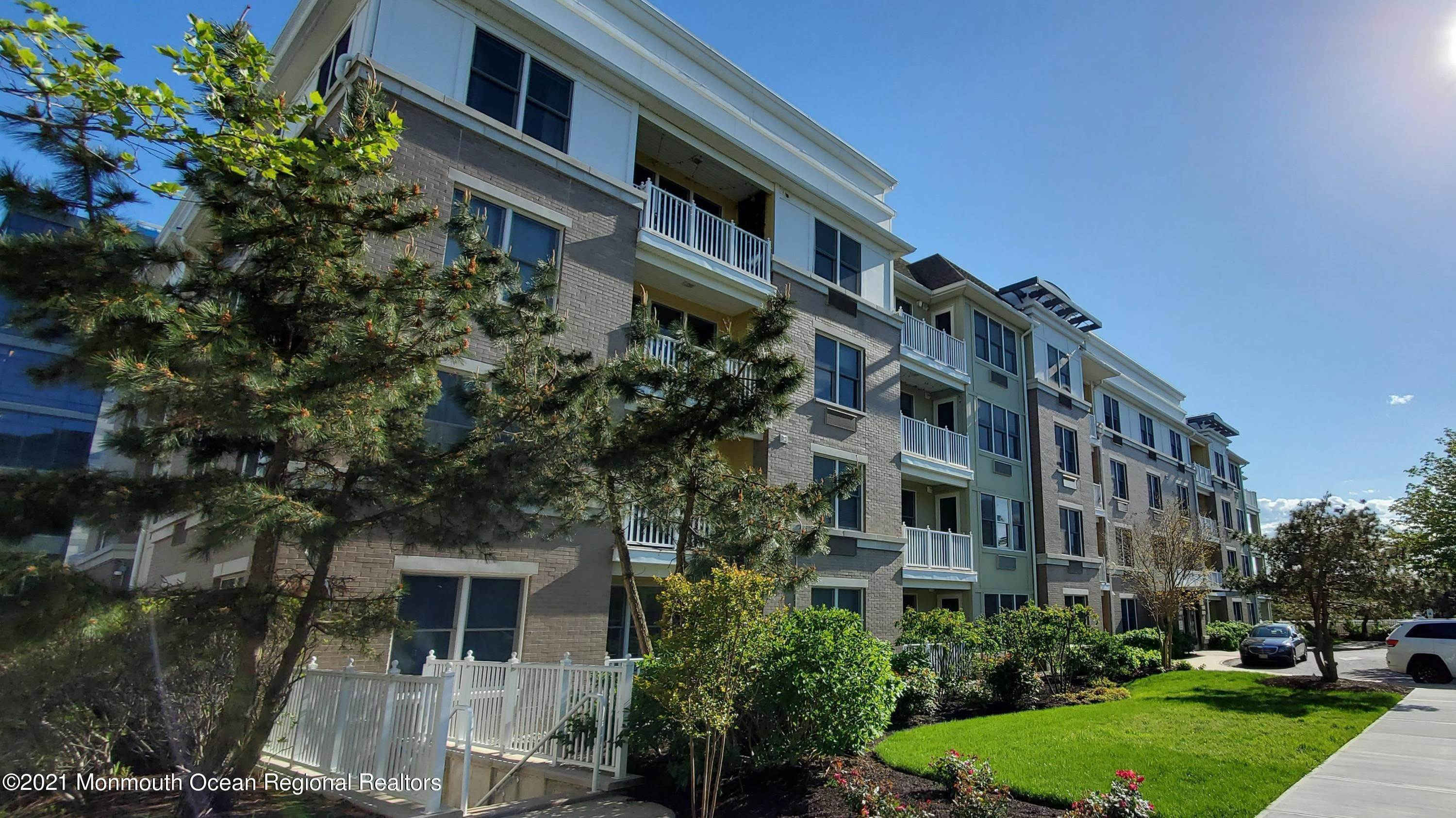 Condominiums for Sale at 55 Melrose Terrace Long Branch, New Jersey 07740 United States