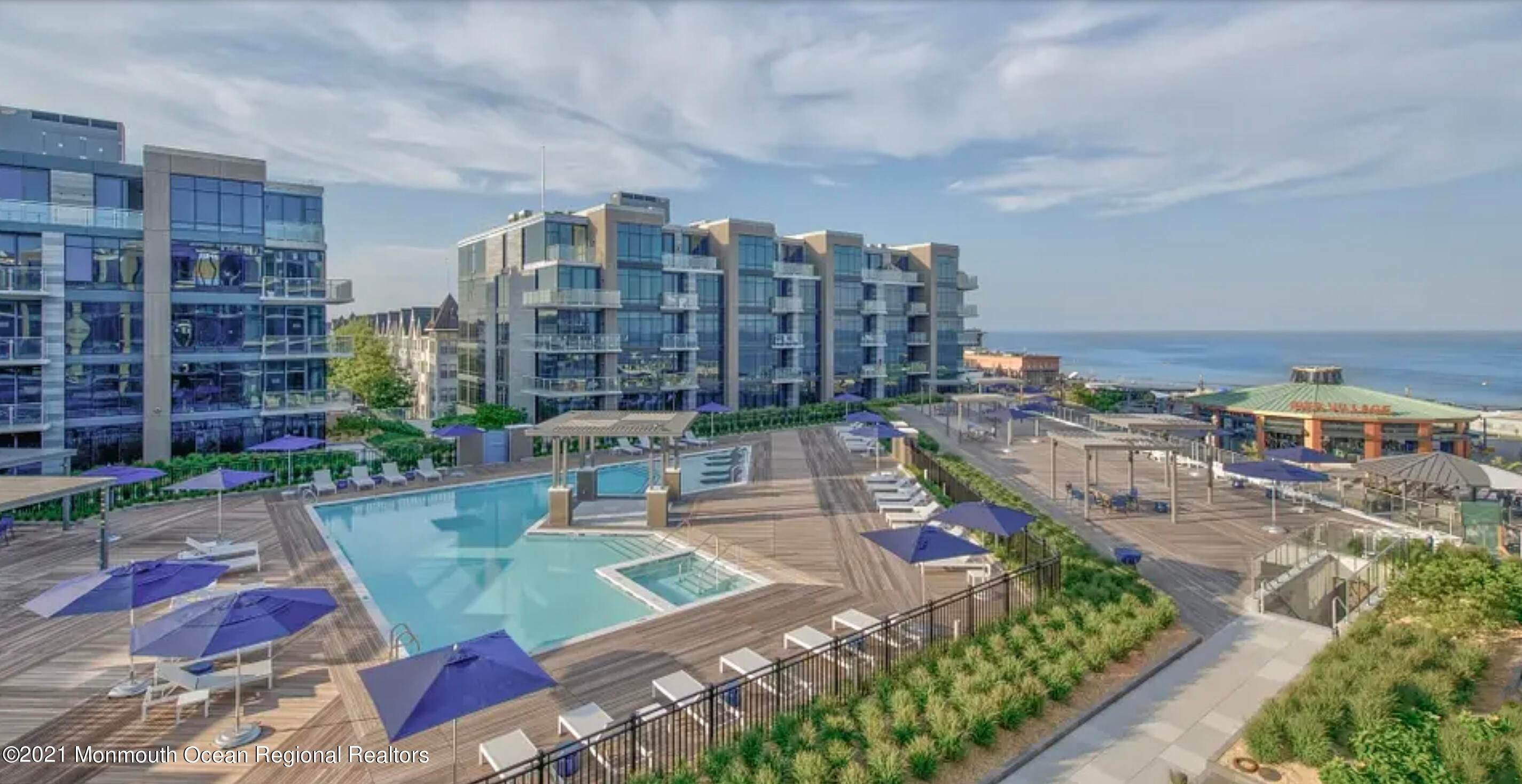 Condominiums for Sale at 15 Morris Avenue Long Branch, New Jersey 07740 United States