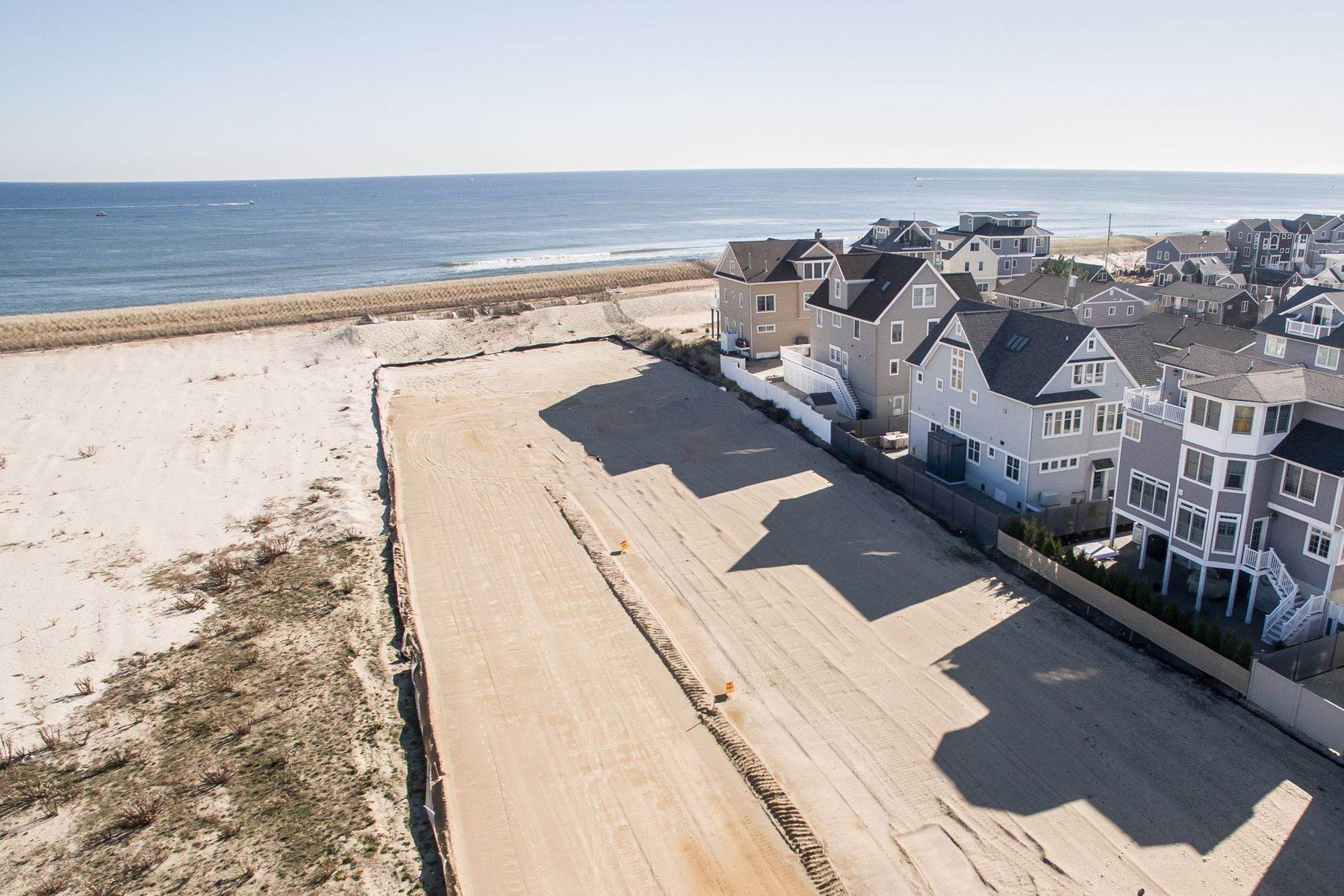 14. Single Family Homes for Sale at Unique Opportunity To Be Part Of A Brand New Private Beach Association 10 Cummins Street Mantoloking, New Jersey 08738 United States