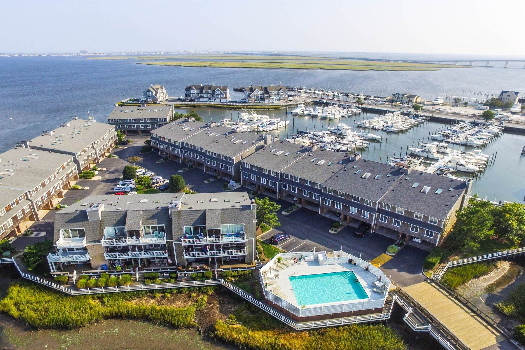 Property for Sale at 103 Harbour Cove, Unit 103 103 Harbour Cove Somers Point, New Jersey 08244 United States