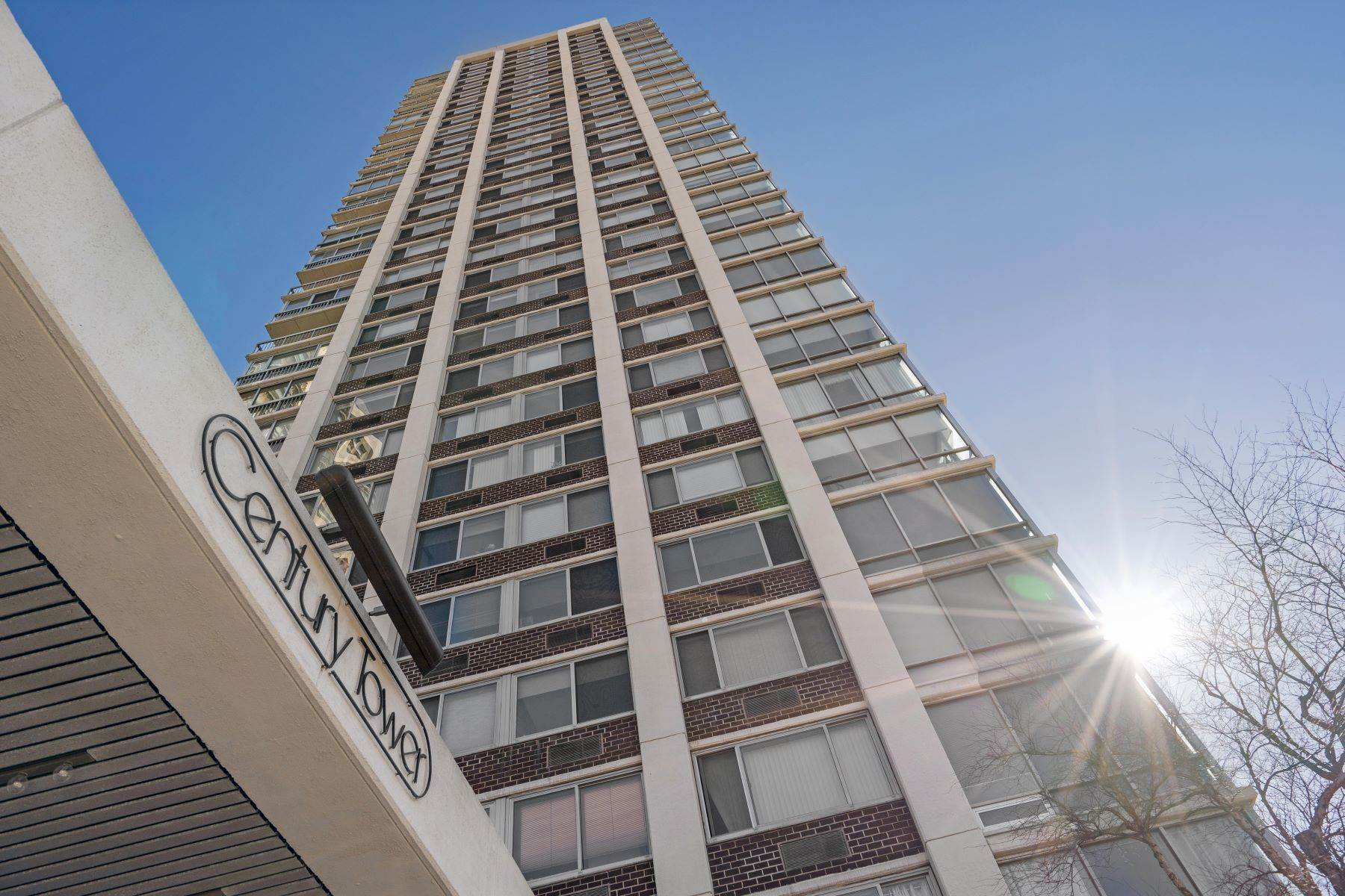 Co-op Properties for Sale at Century Tower 1600 Parker Avenue, #7G Fort Lee, New Jersey 07024 United States