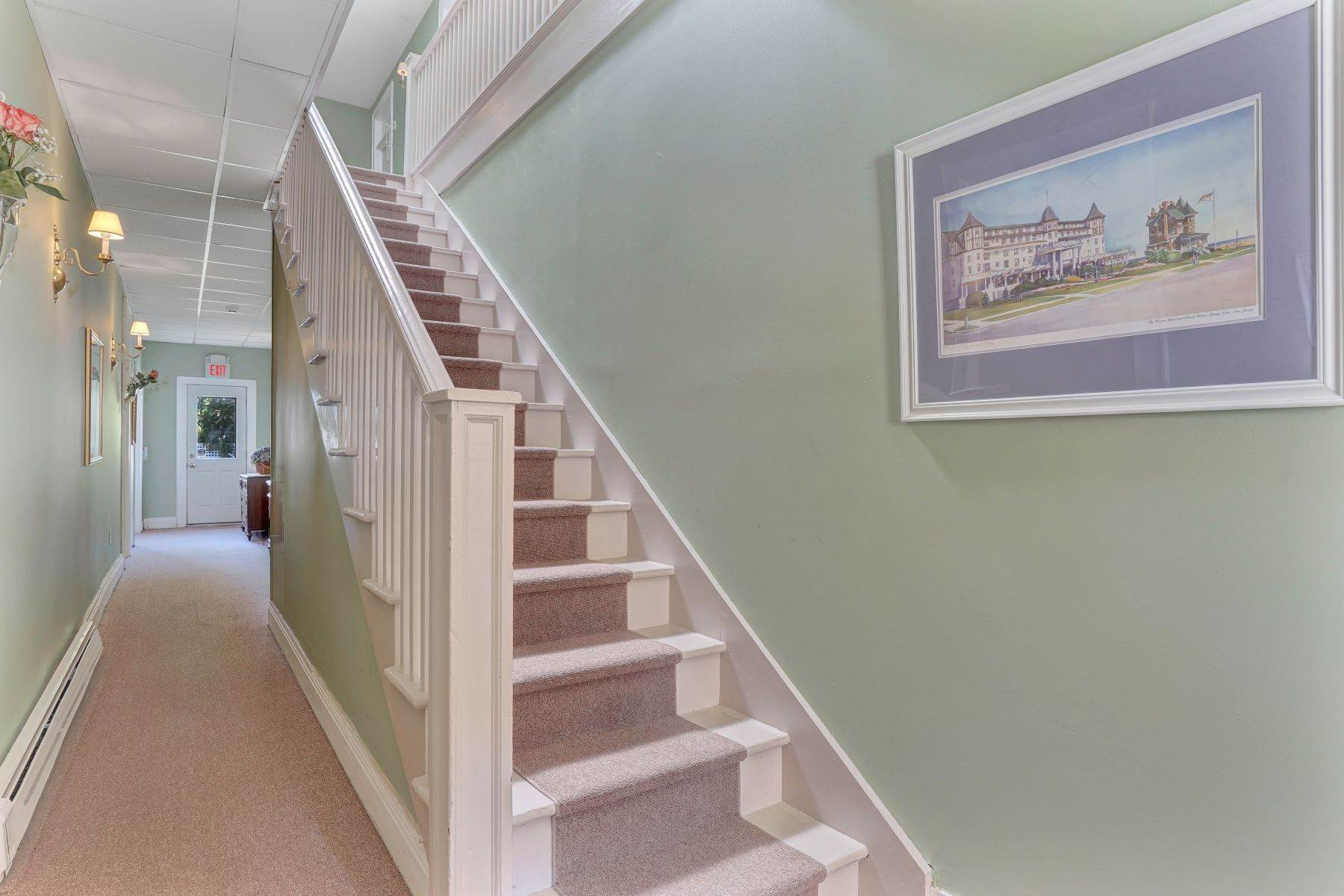28. Single Family Homes for Sale at Bed and Breakfast in Bradley 204 Third Avenue Bradley Beach, New Jersey 07720 United States