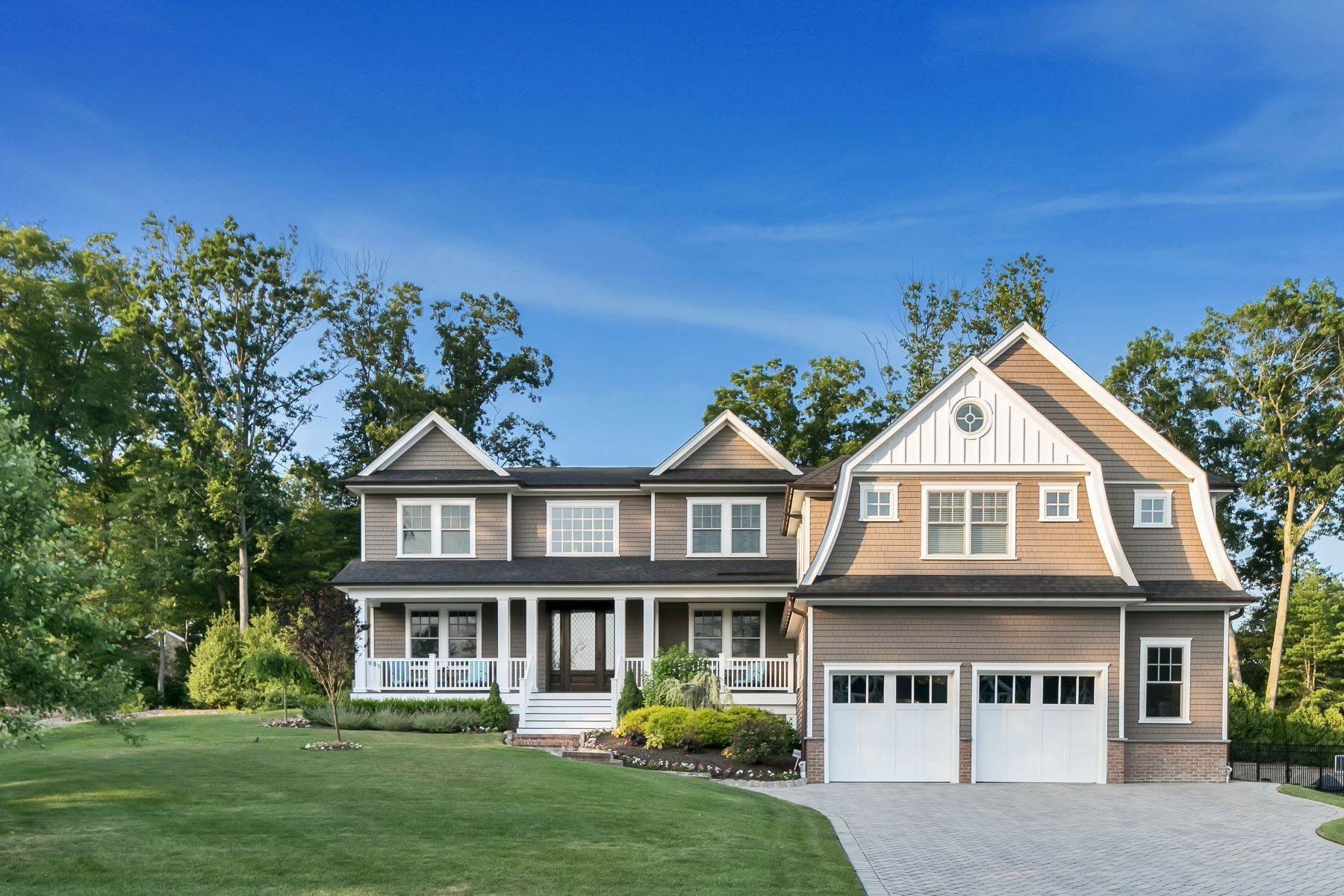 Single Family Homes for Sale at Simply Stunning 13 N Tamarack Drive Brielle, New Jersey 08730 United States